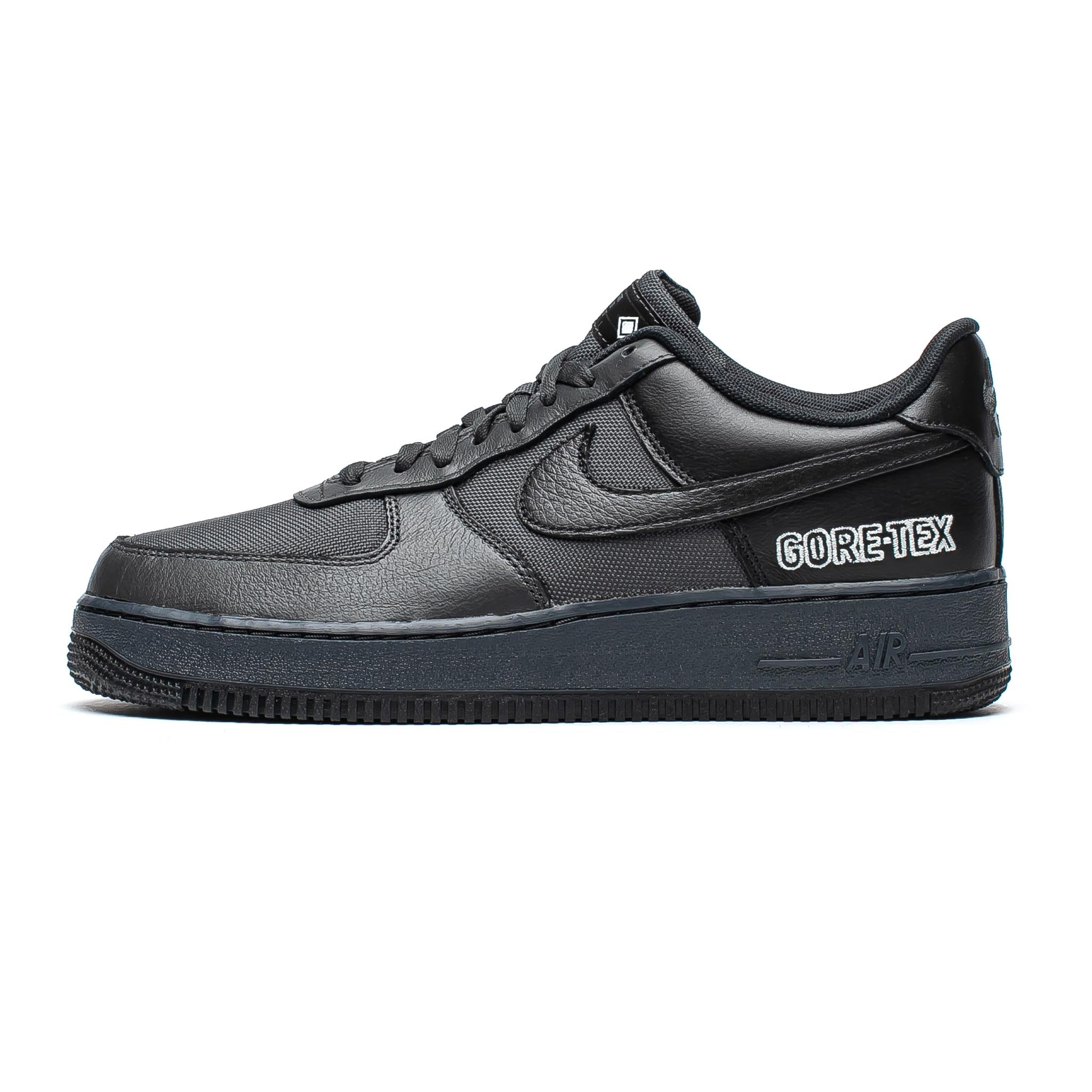 Nike Air Force 1 Low 'GORE-TEX' Black/Anthracite