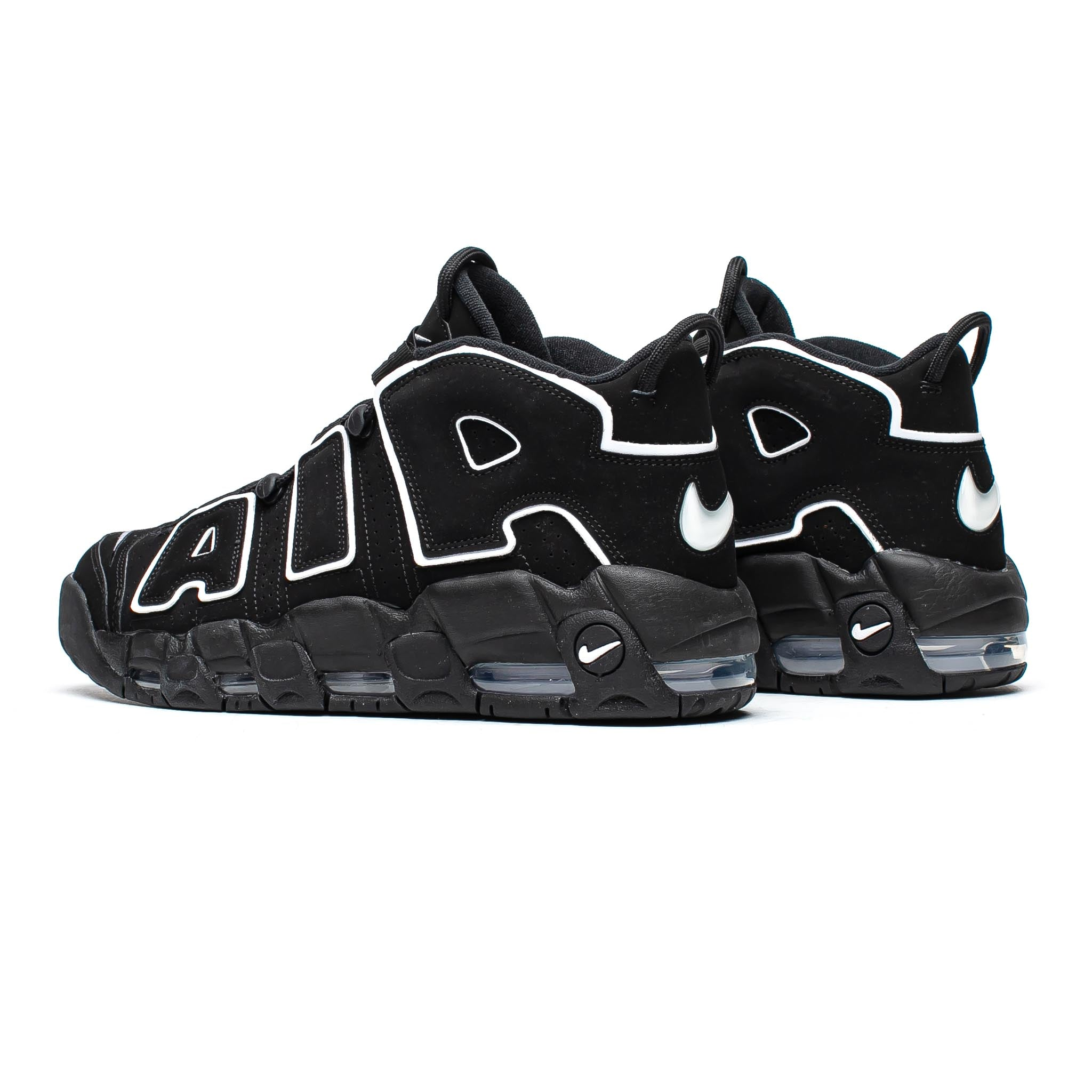 Nike Air More Uptempo OG 'Black/White'