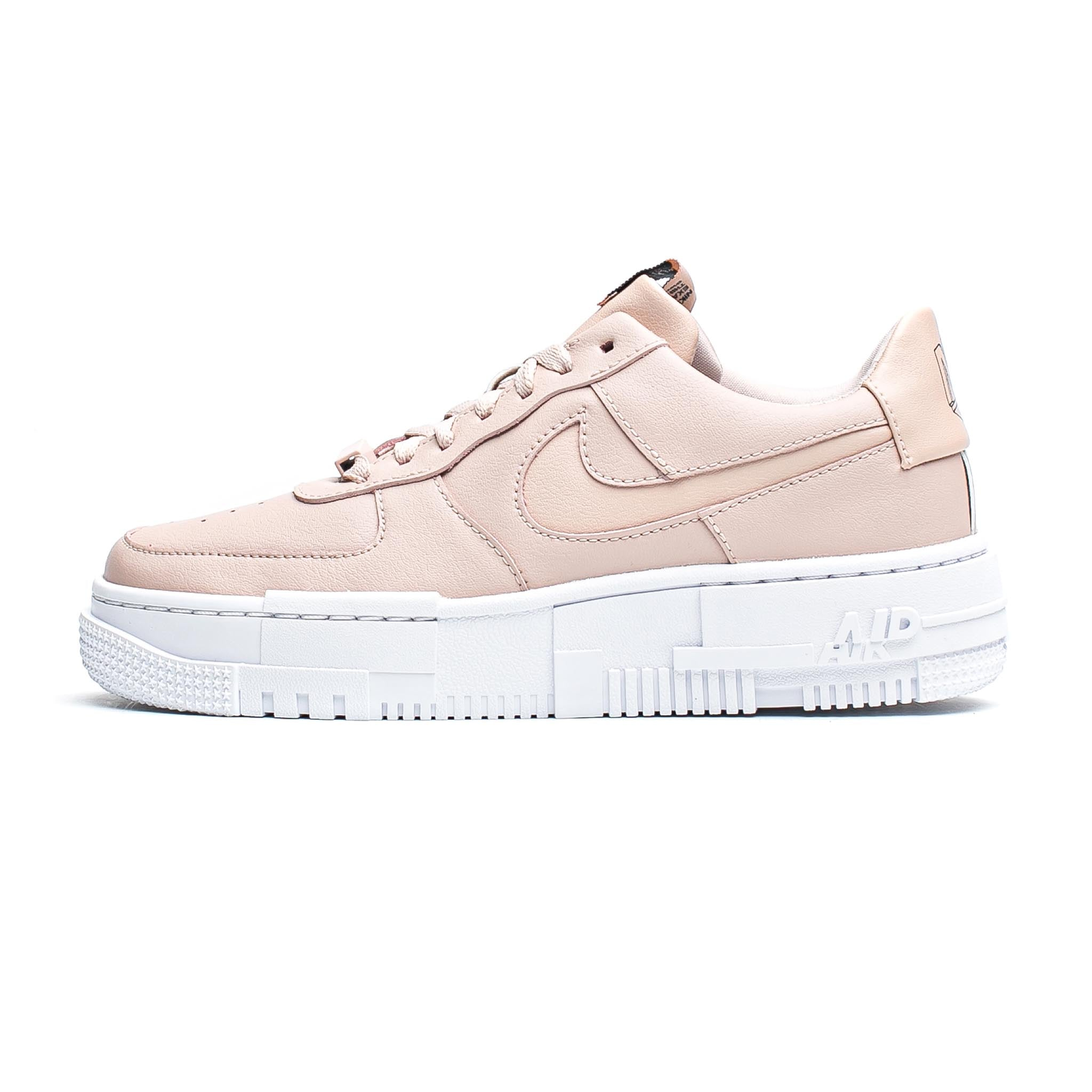 Nike Air Force 1 Pixel 'Particle Beige'