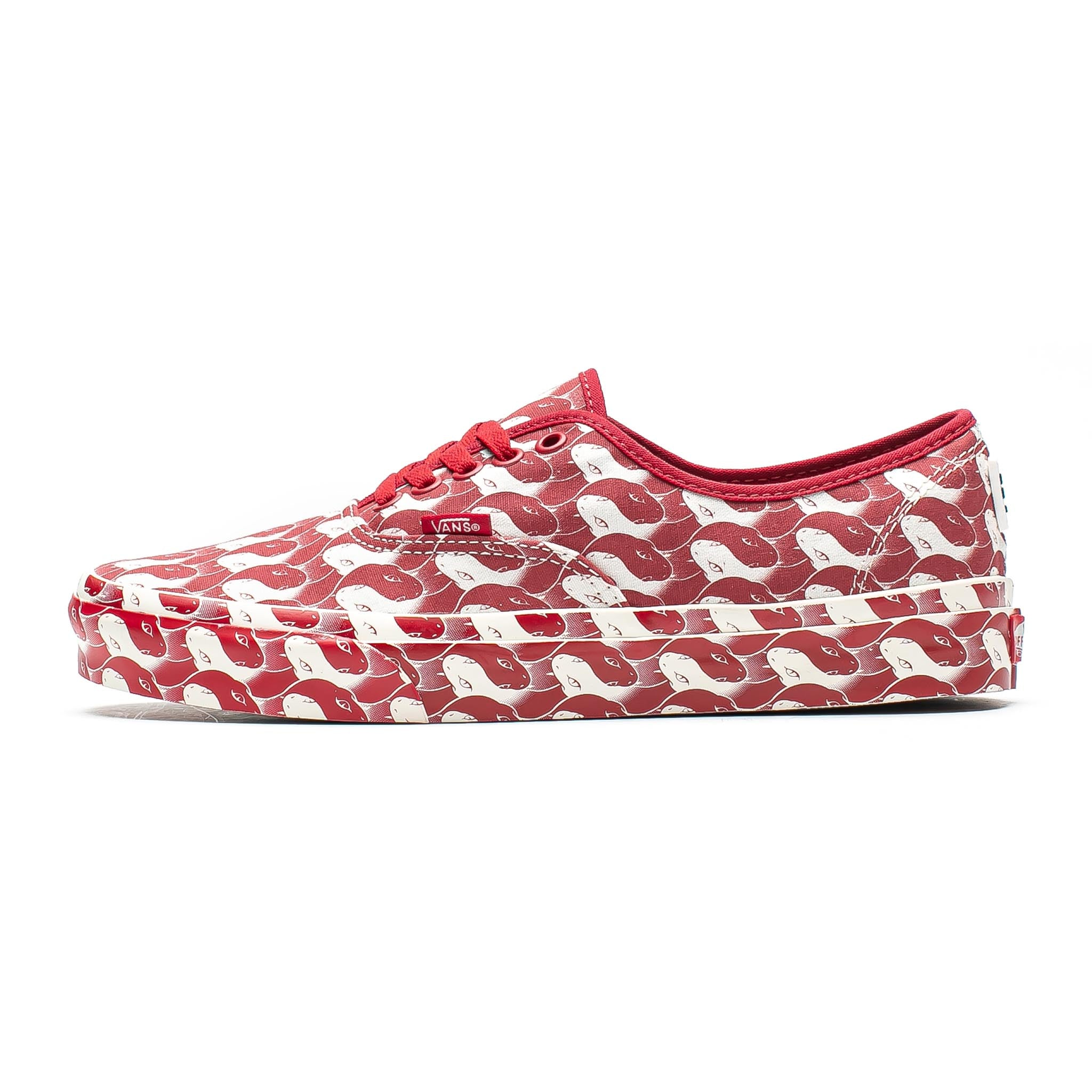 Vans x Opening Ceremony Authentic Red