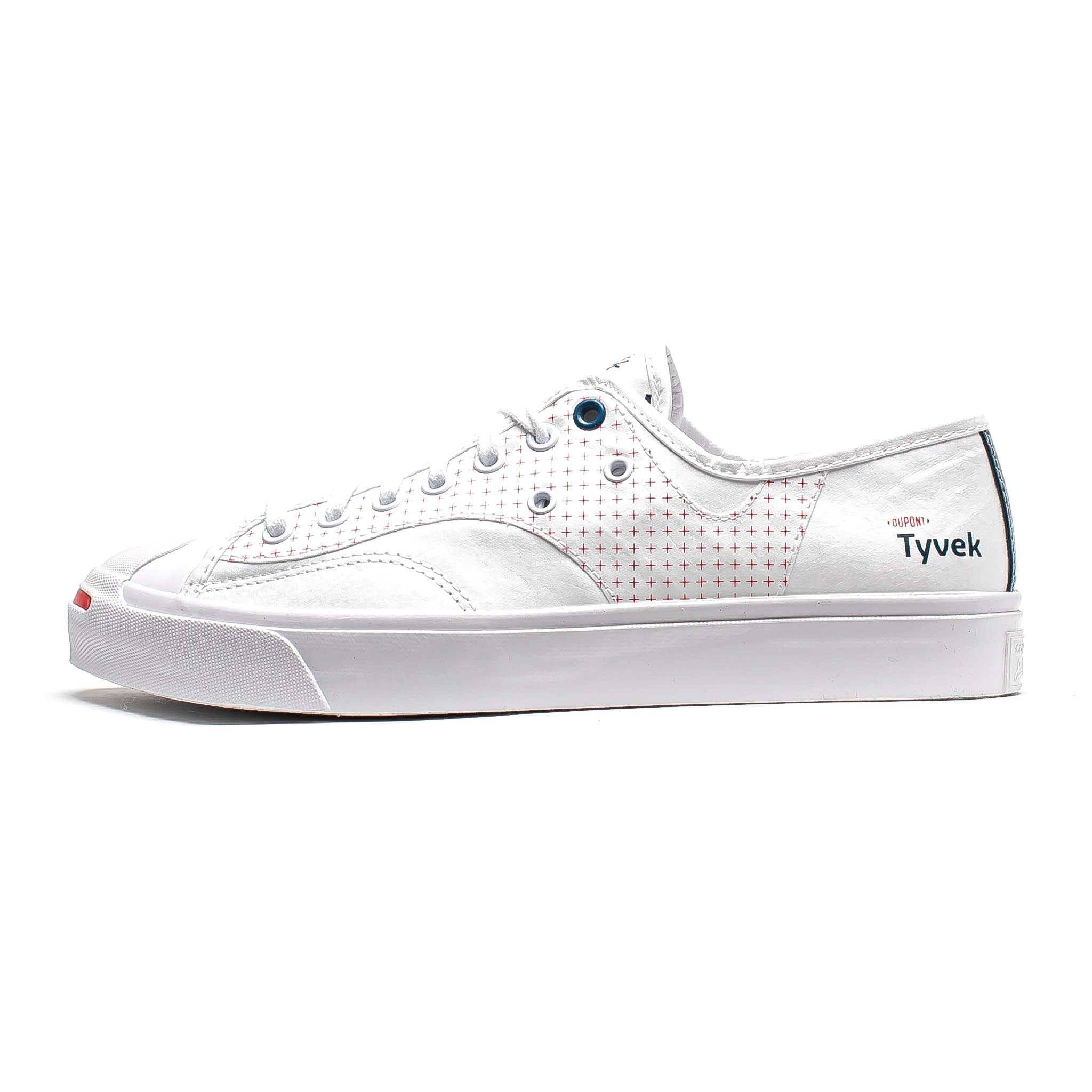 Converse x Tyvek Jack Purcell Rally White