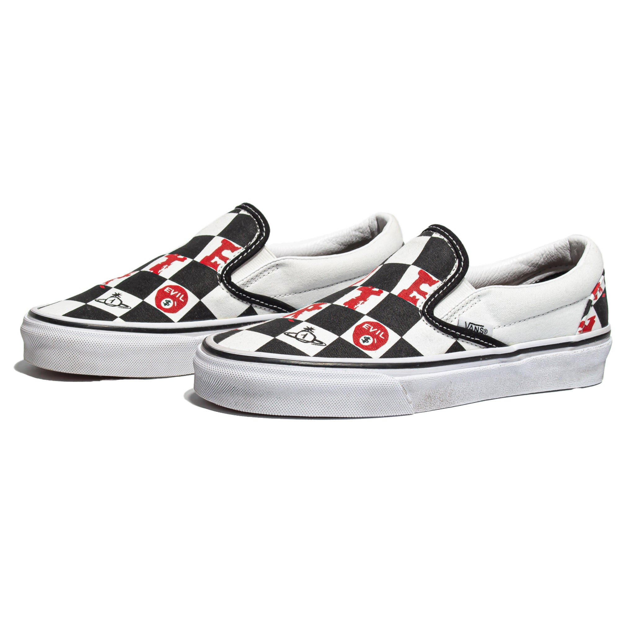 Vans x Vivienne Westwood Classic Slip-On Checker