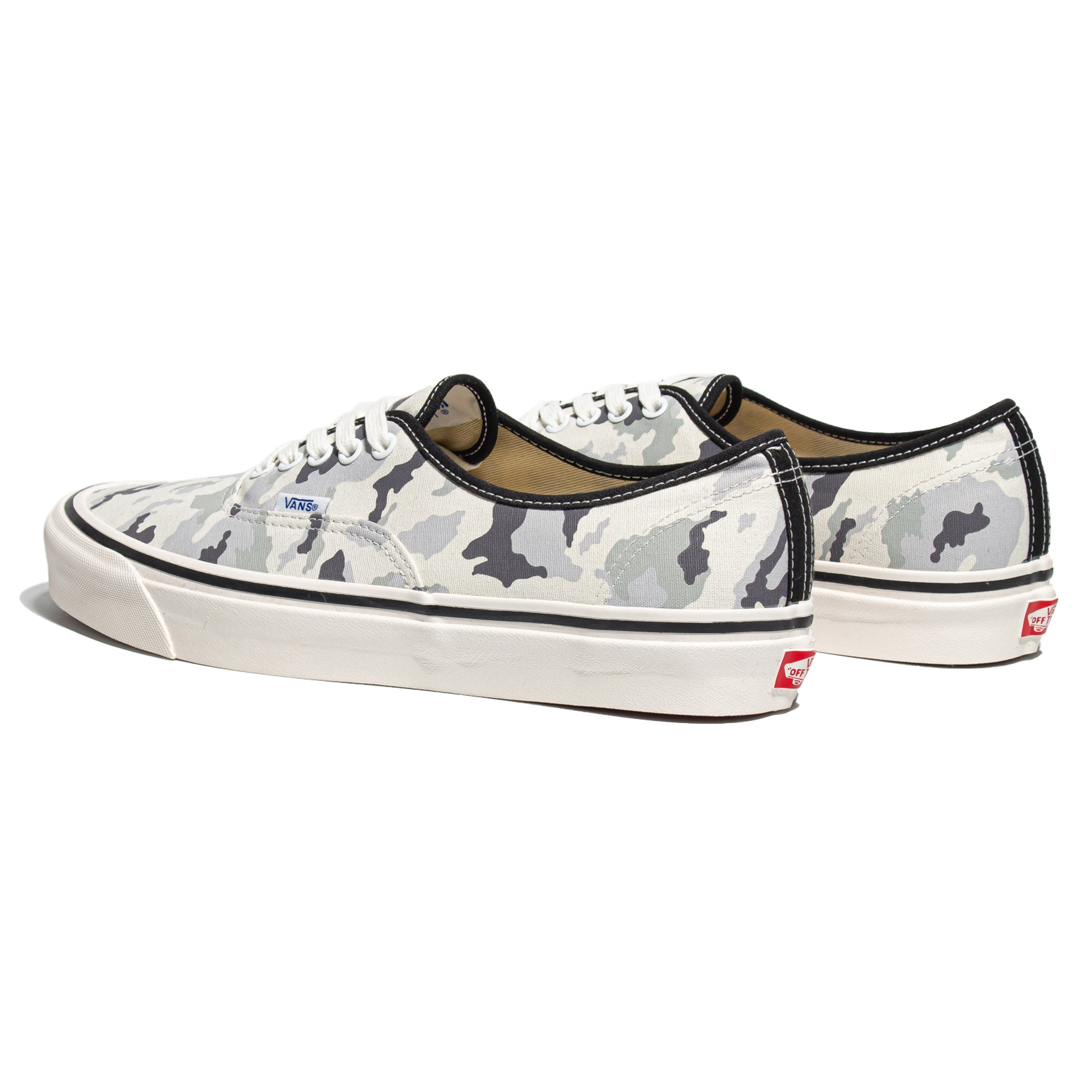 Vans Authentic 44 DX Grey Camo