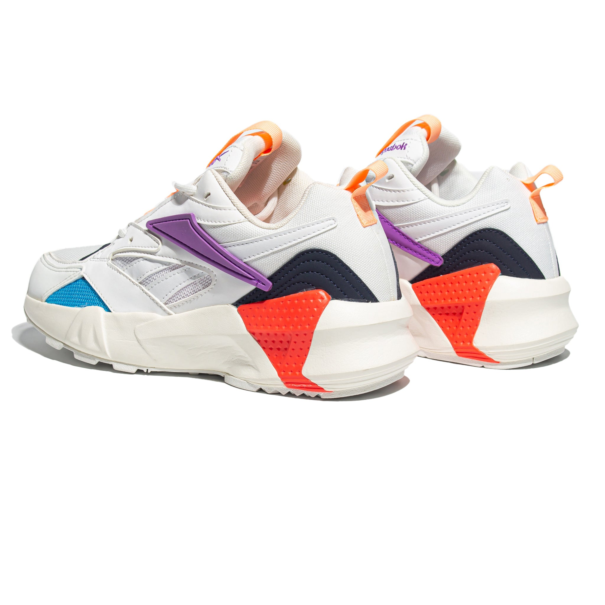 Reebok Aztrek Double NU Pops White/Grape Punch