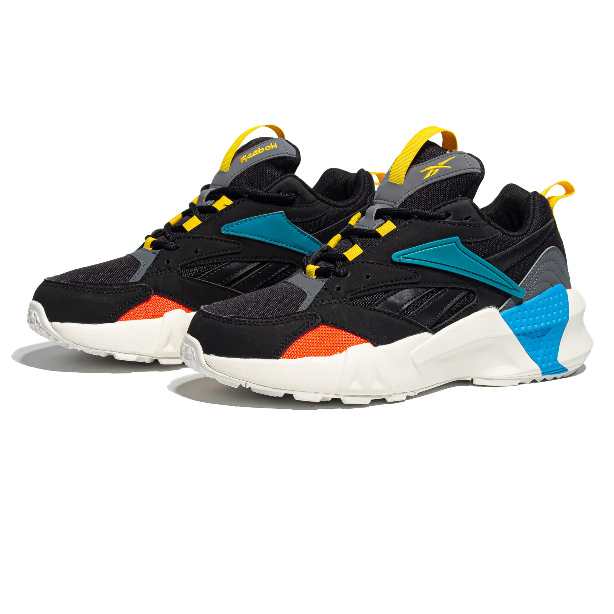 Reebok Aztrek Double NU Pops Black/Teal Gum