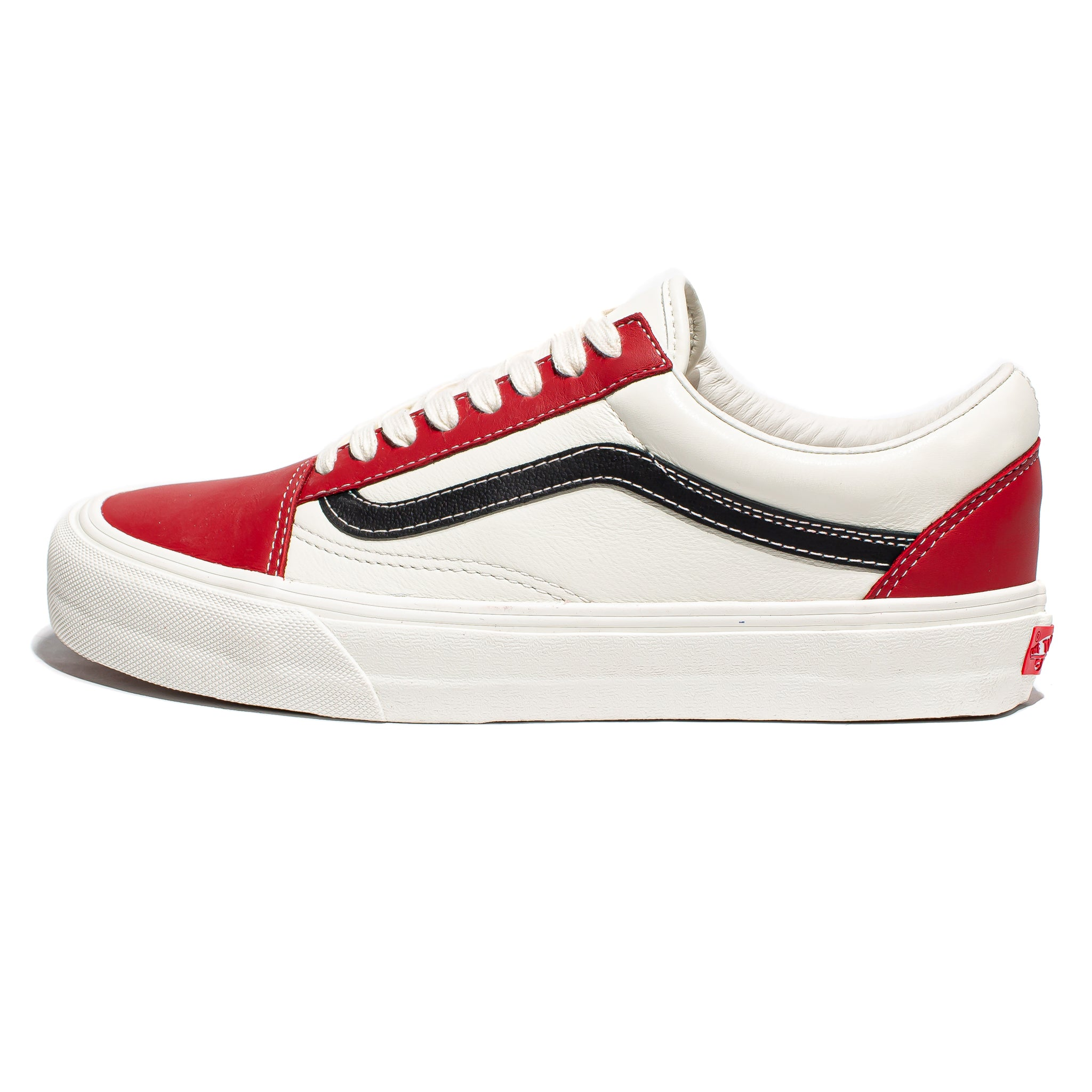 Vans Vault Old Skool VLT LX Chili Pepper/Black