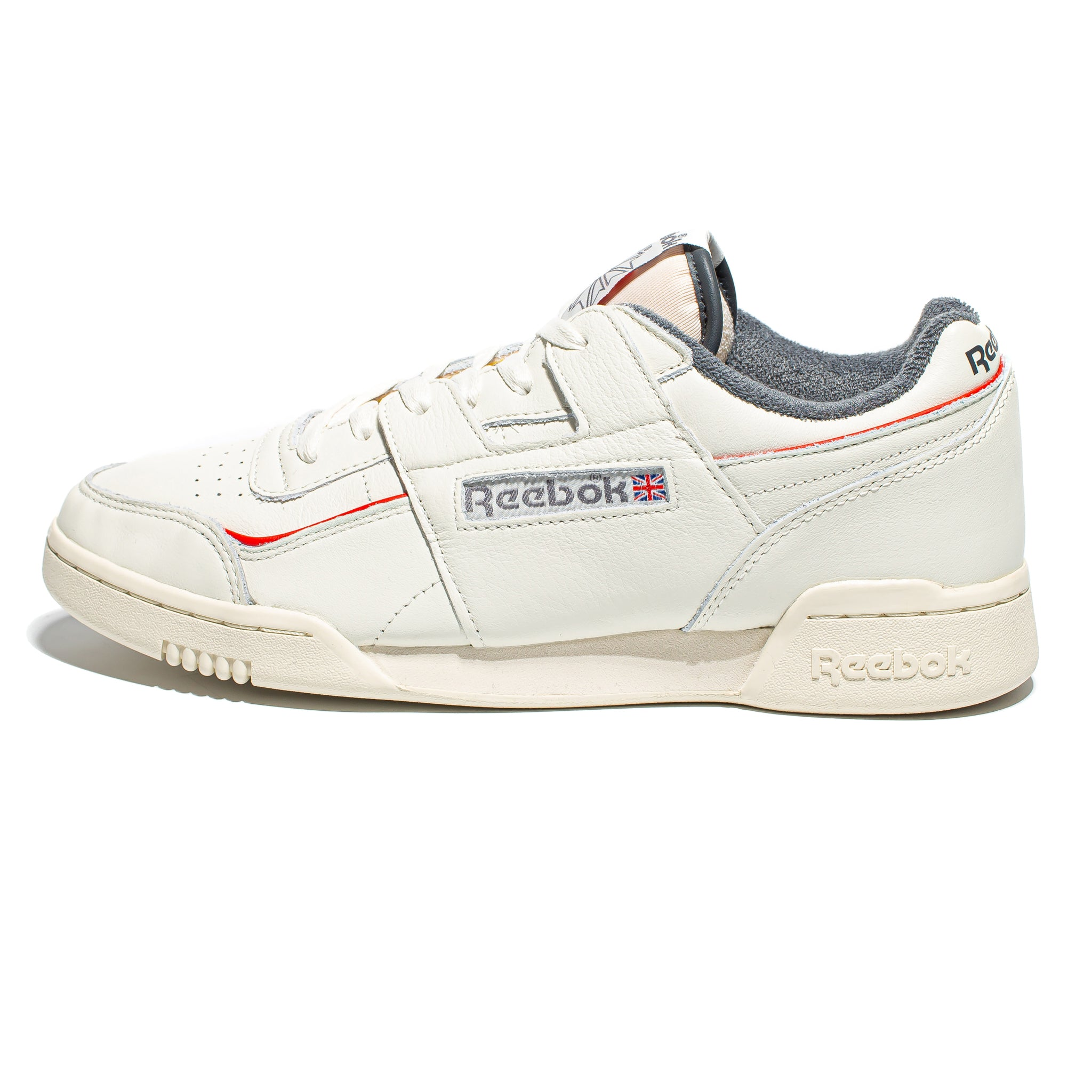 Reebok Workout Plus MU Chalk/Radiant Red