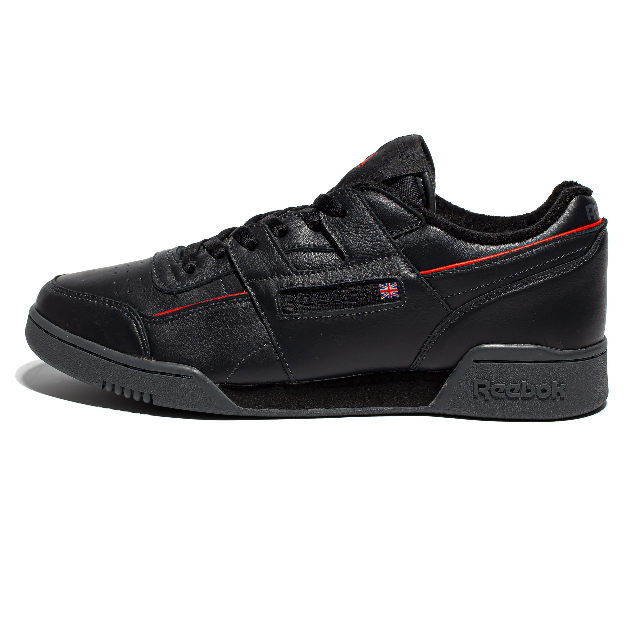 Reebok Workout Plus MU True Grey/Black/Radiant Red