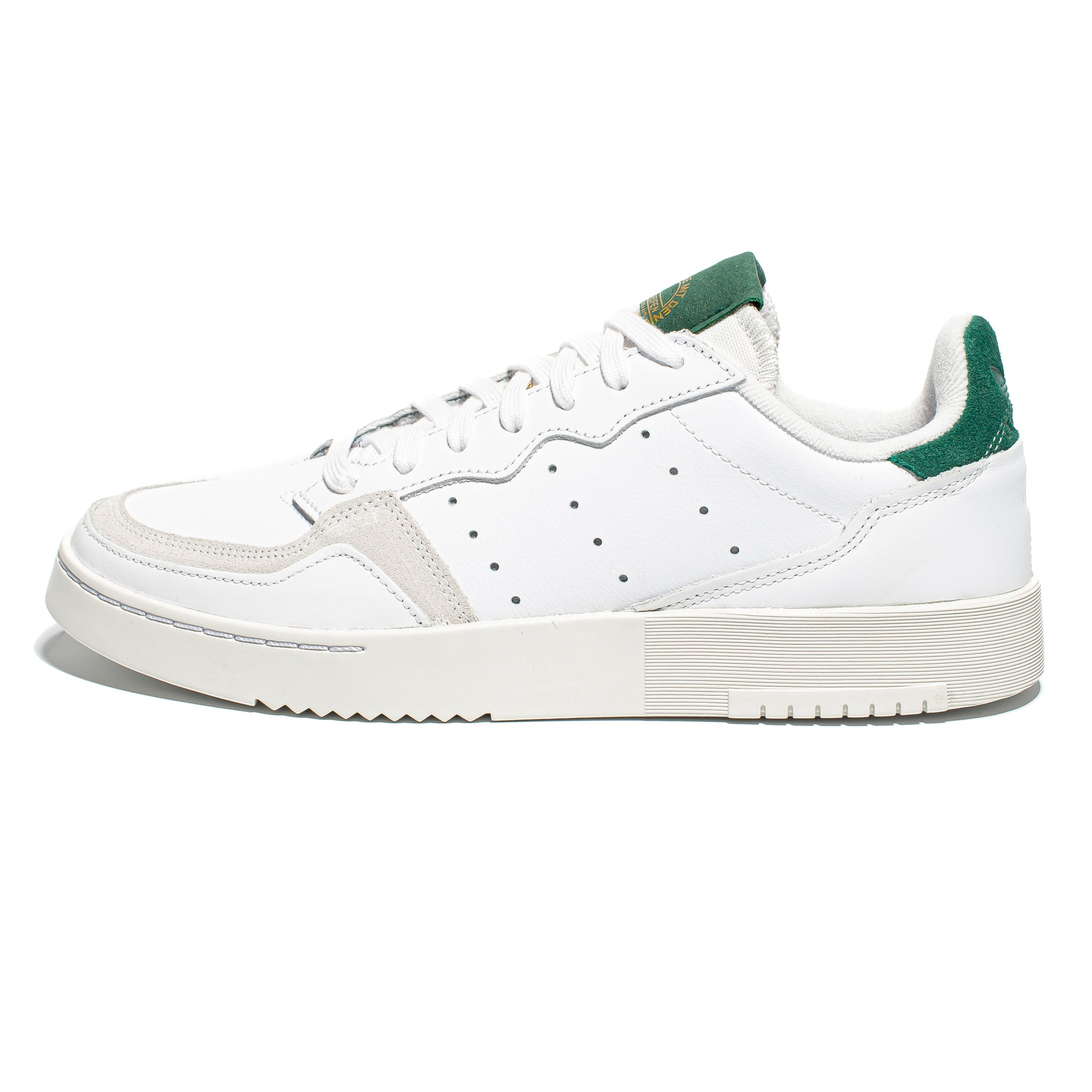 Adidas Supercourt Cloud White/Collegiate Green