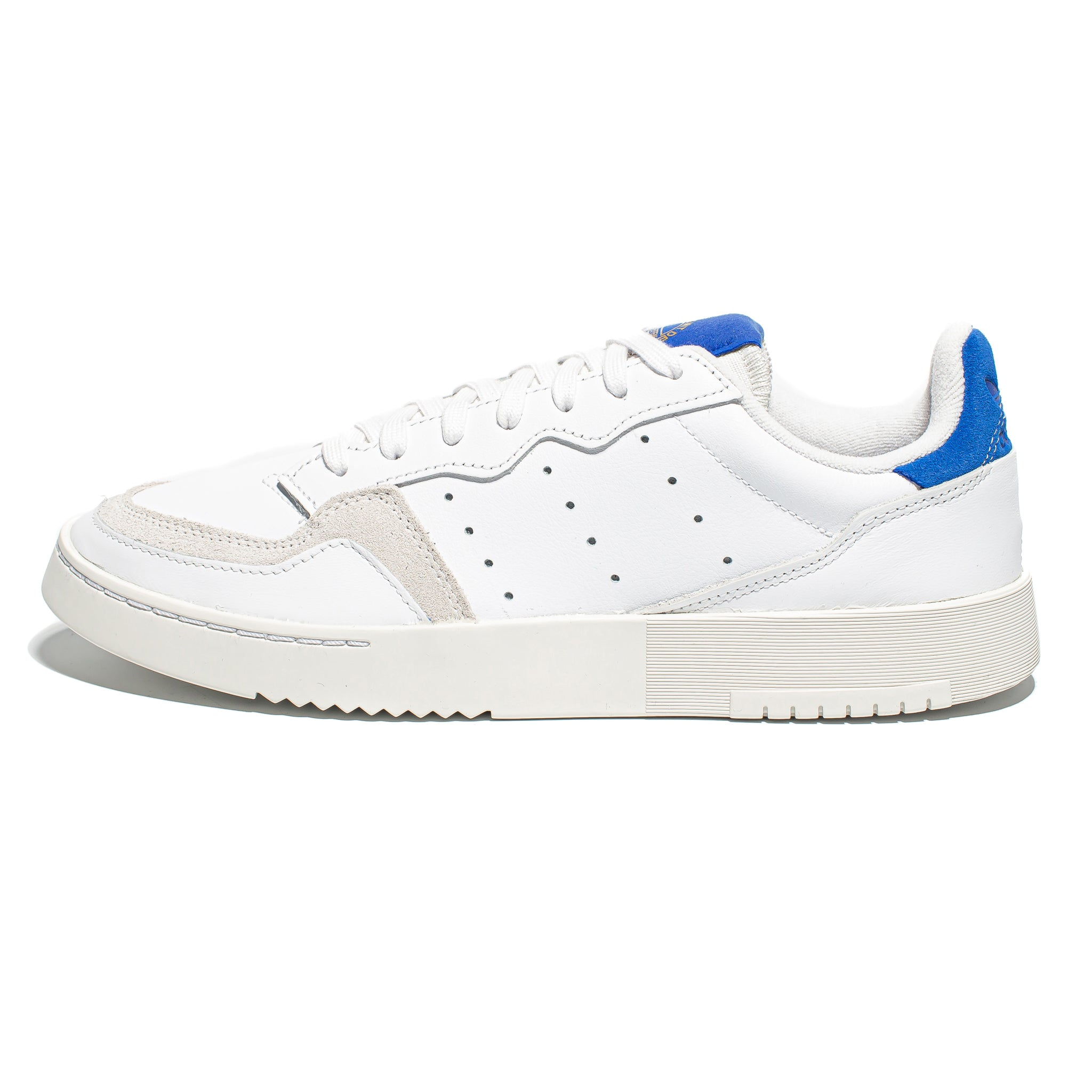 Adidas Supercourt Cloud White/Team Royal Blue