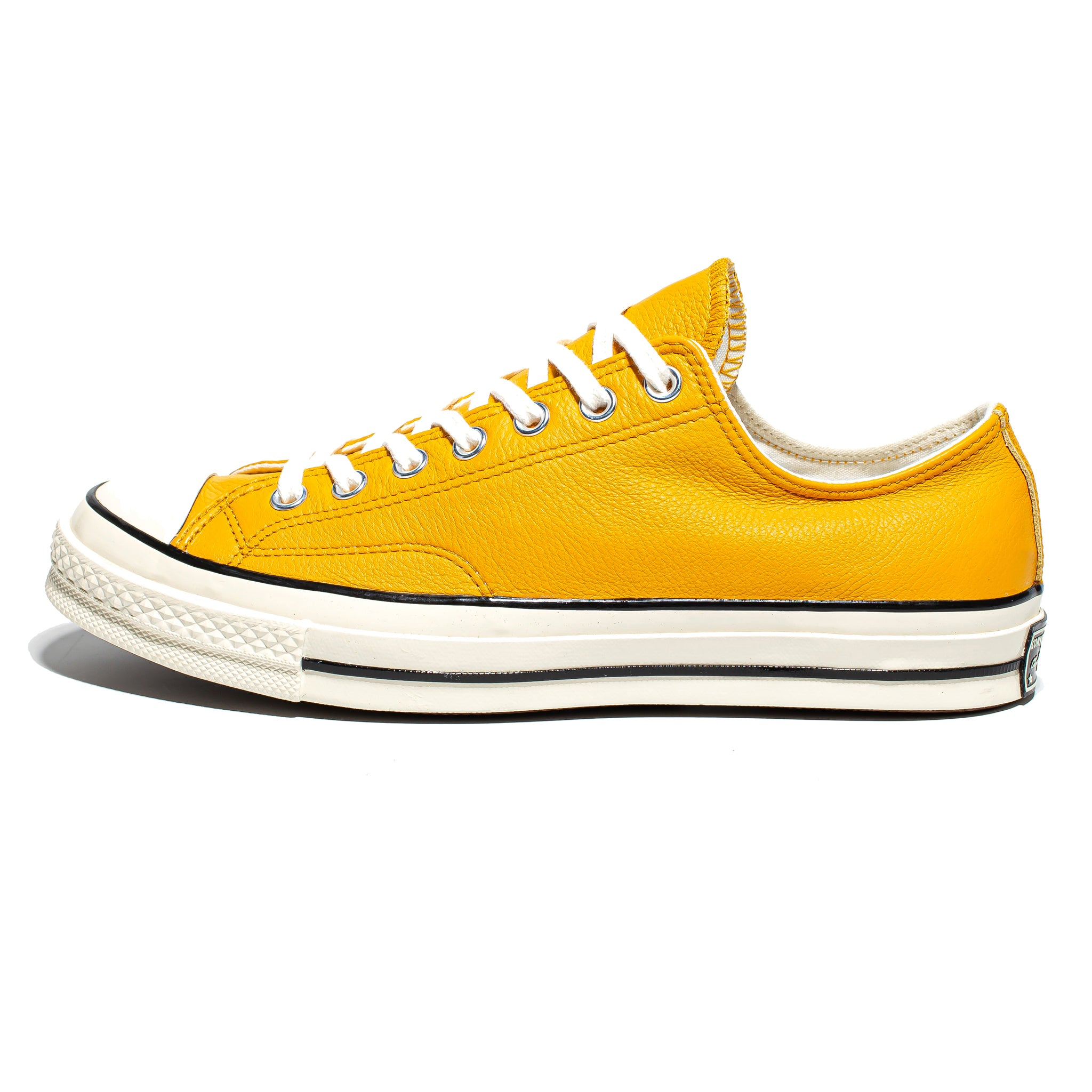 Converse Chuck 70 Ox Leather Sunflower Gold