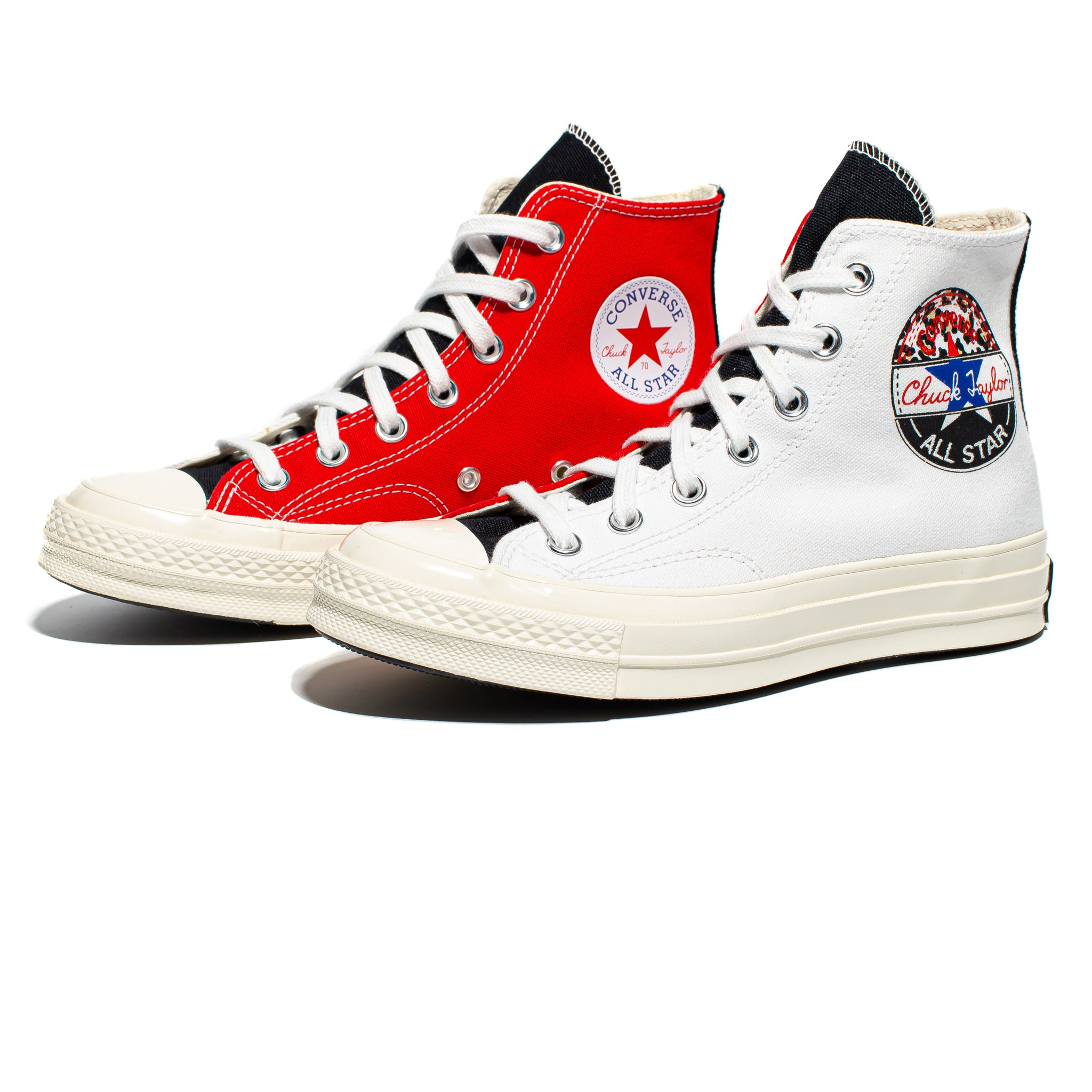 Converse Chuck 70 Hi 'Logo Play' White/University Red