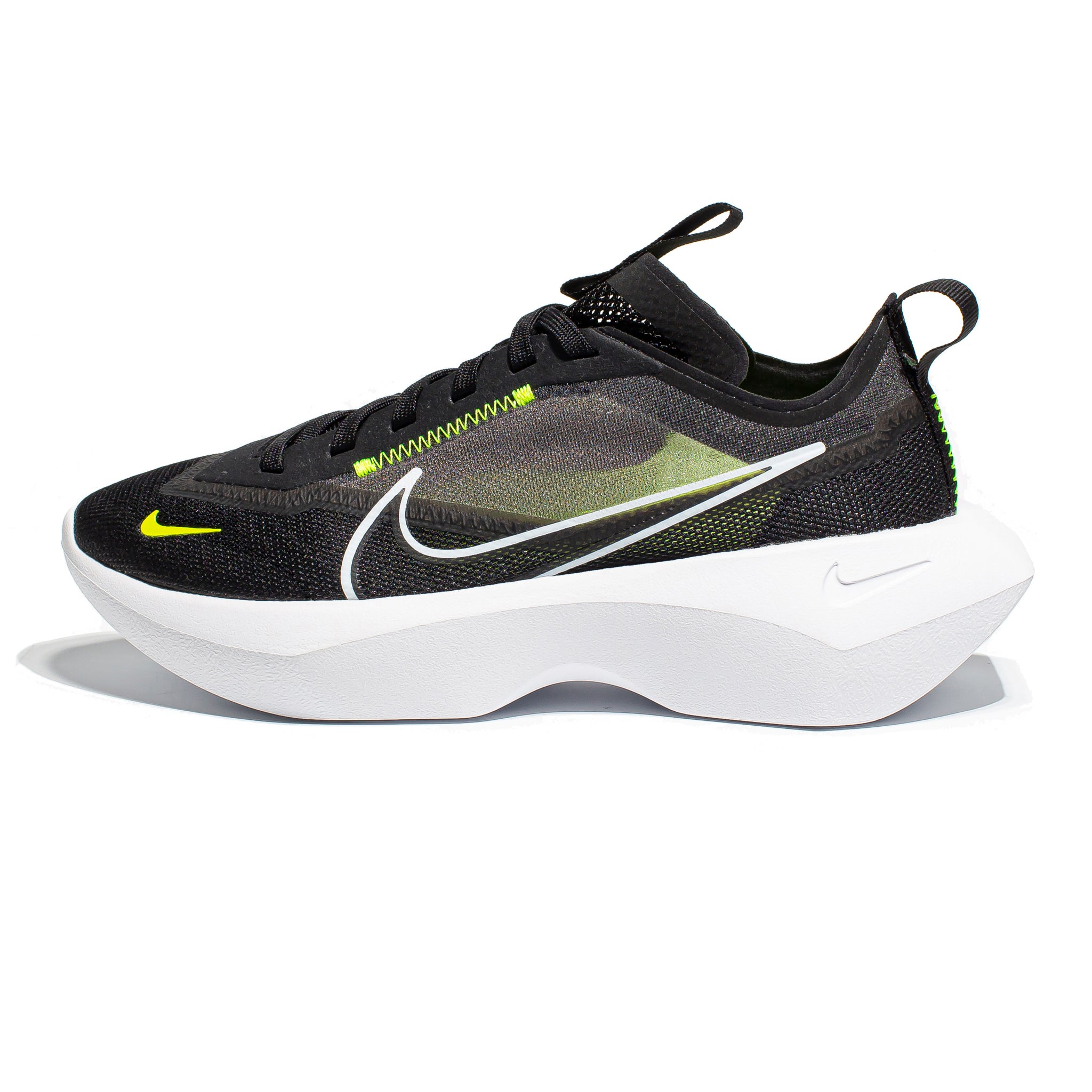 Nike Vista Lite 'Black/Lemon Venom'