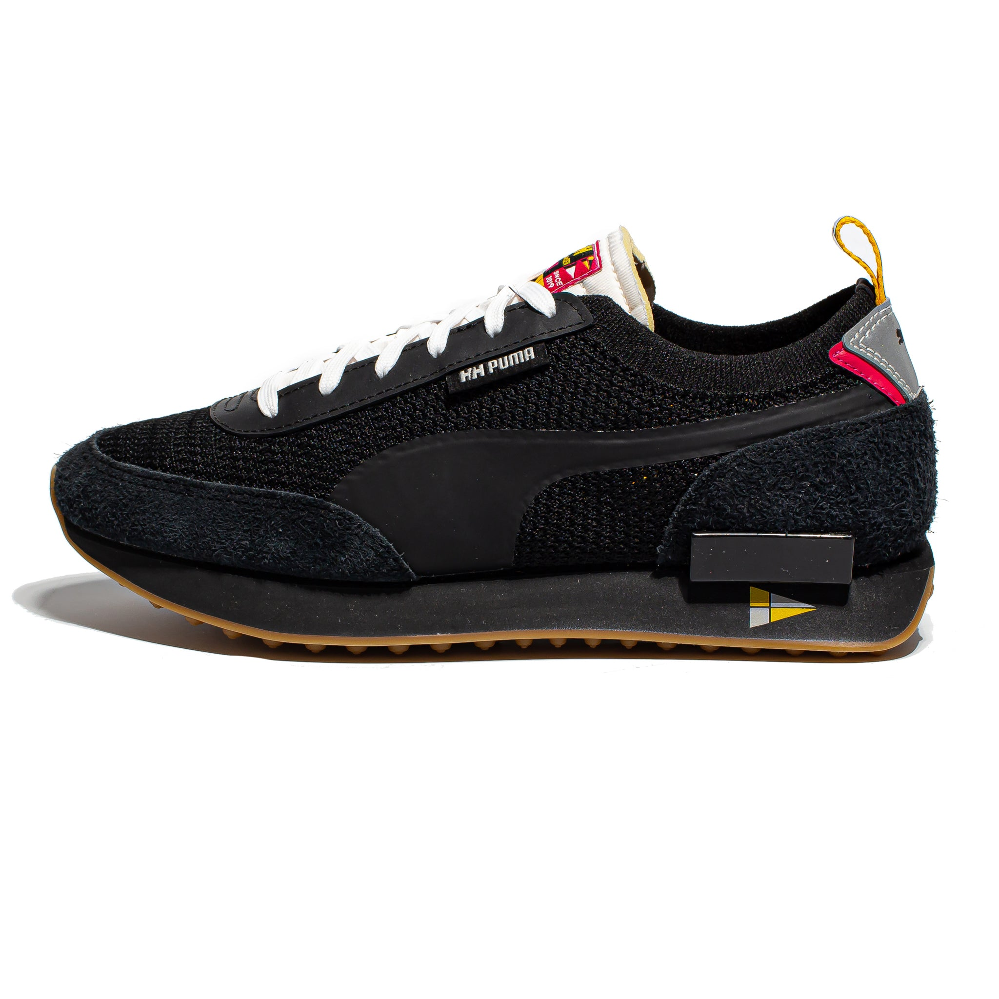 Puma x Helly Hansen Future Rider Black