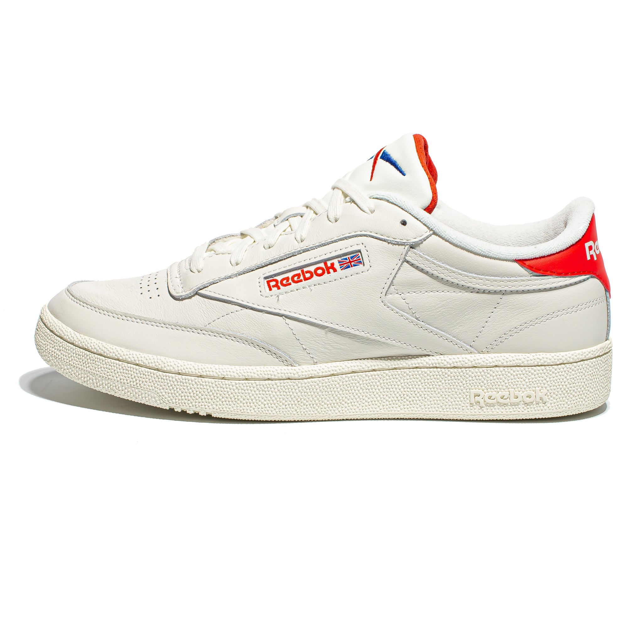 Reebok Club C 85 MU Chalk/Radiant Red