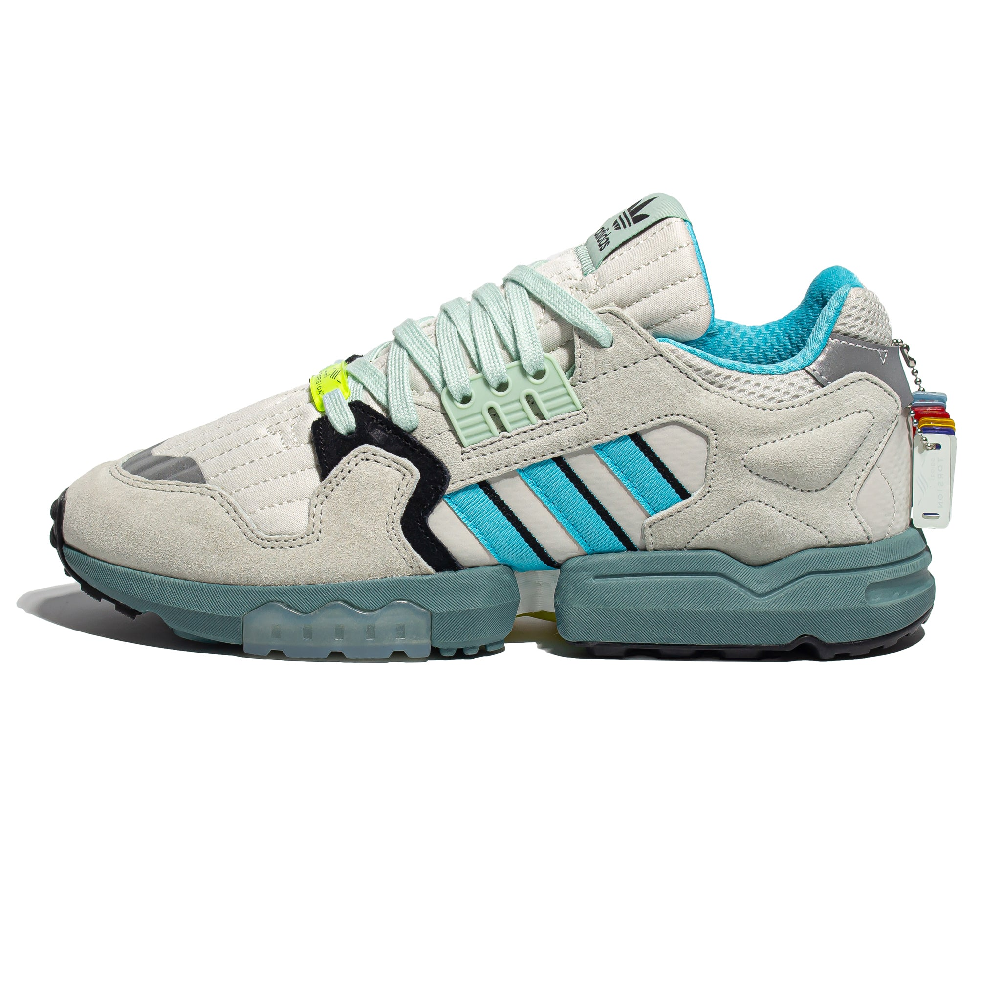 ADIDAS ZX Torsion Orbit Grey/Blue Glow