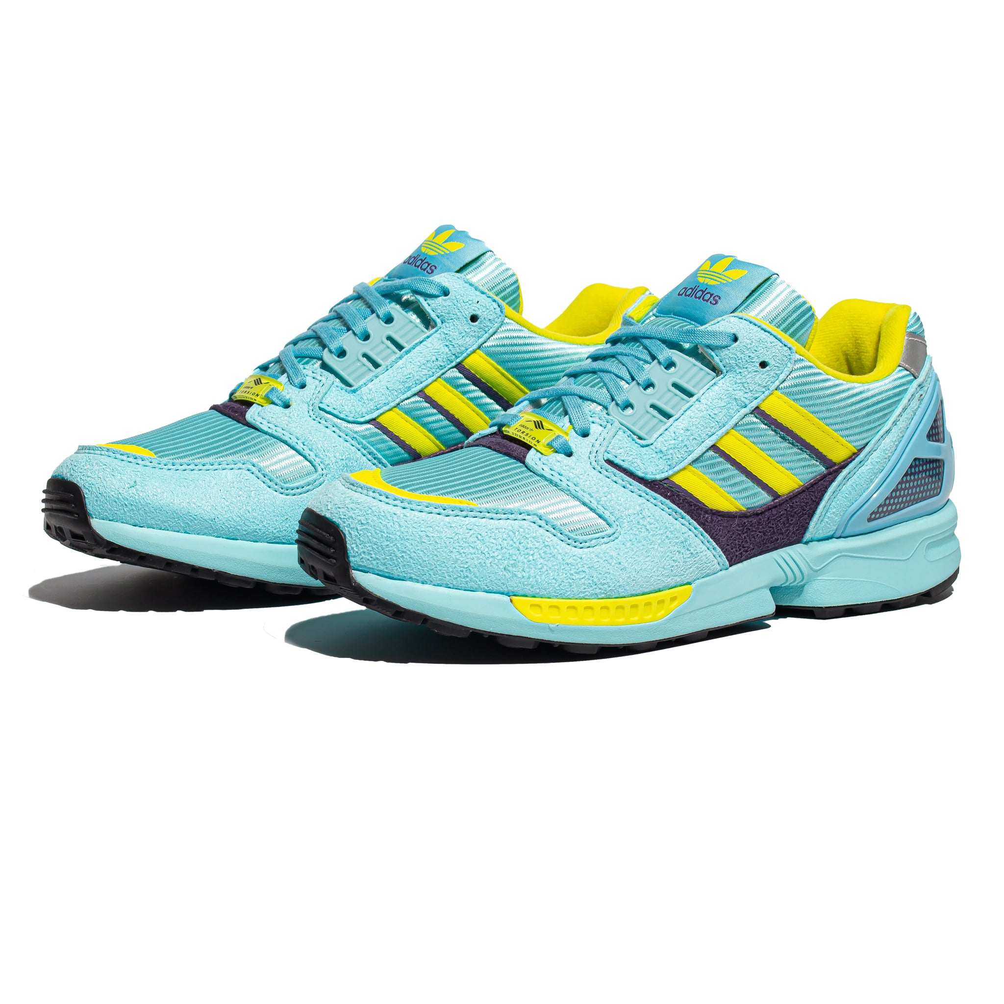 Adidas ZX 8000 Clear Aqua/Light Aqua