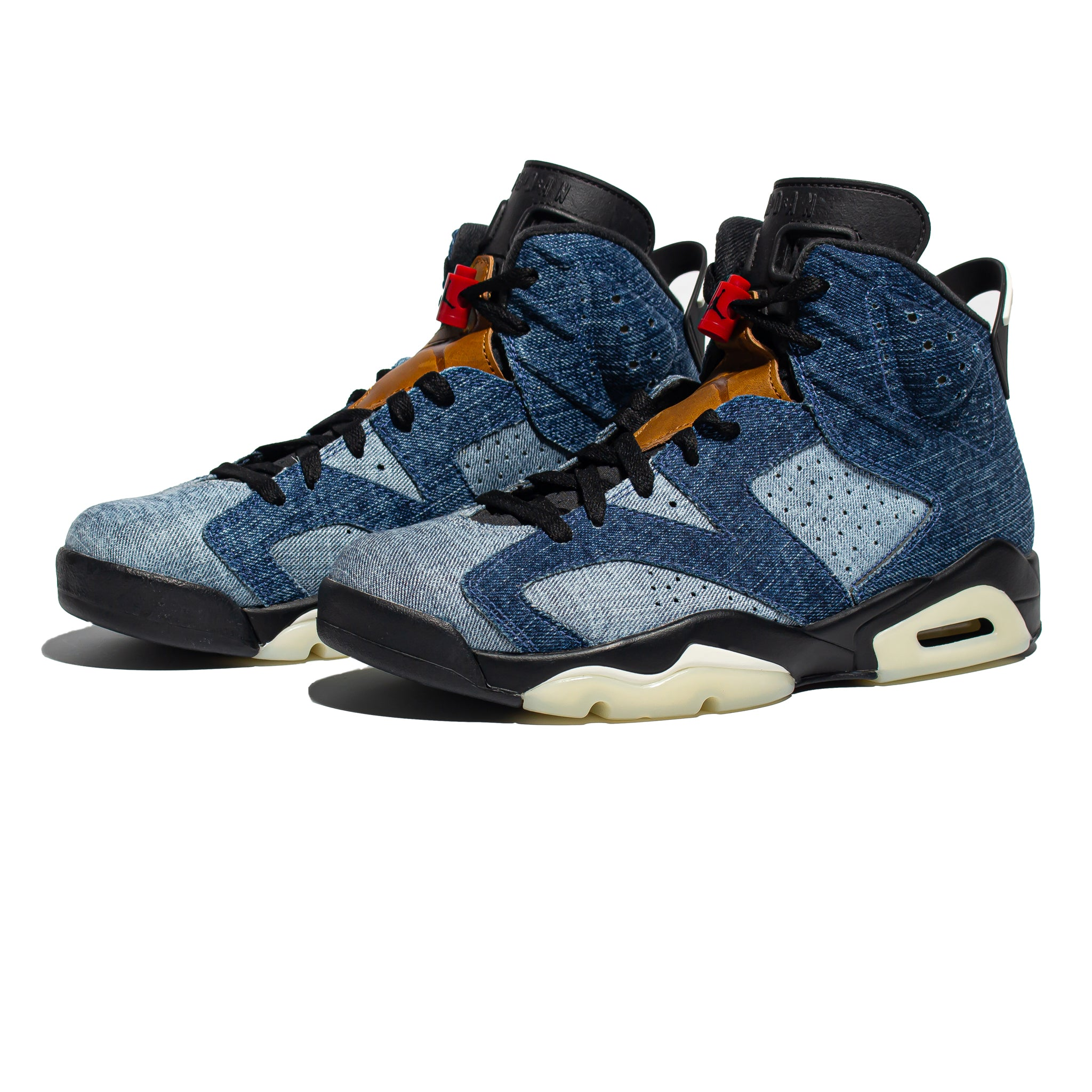 Air Jordan 6 Retro (GS) 'Washed Denim'