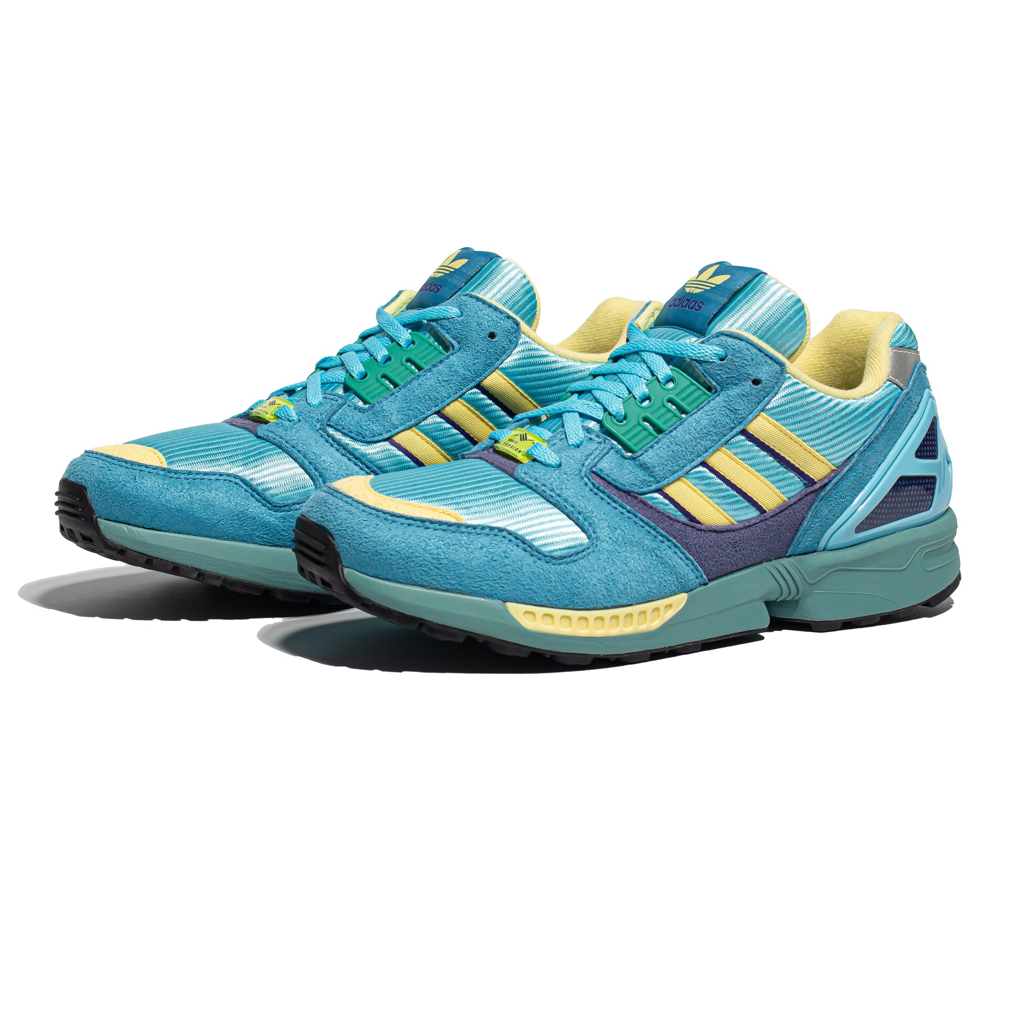 ADIDAS ZX 8000 Light Aqua/Tactile Steel