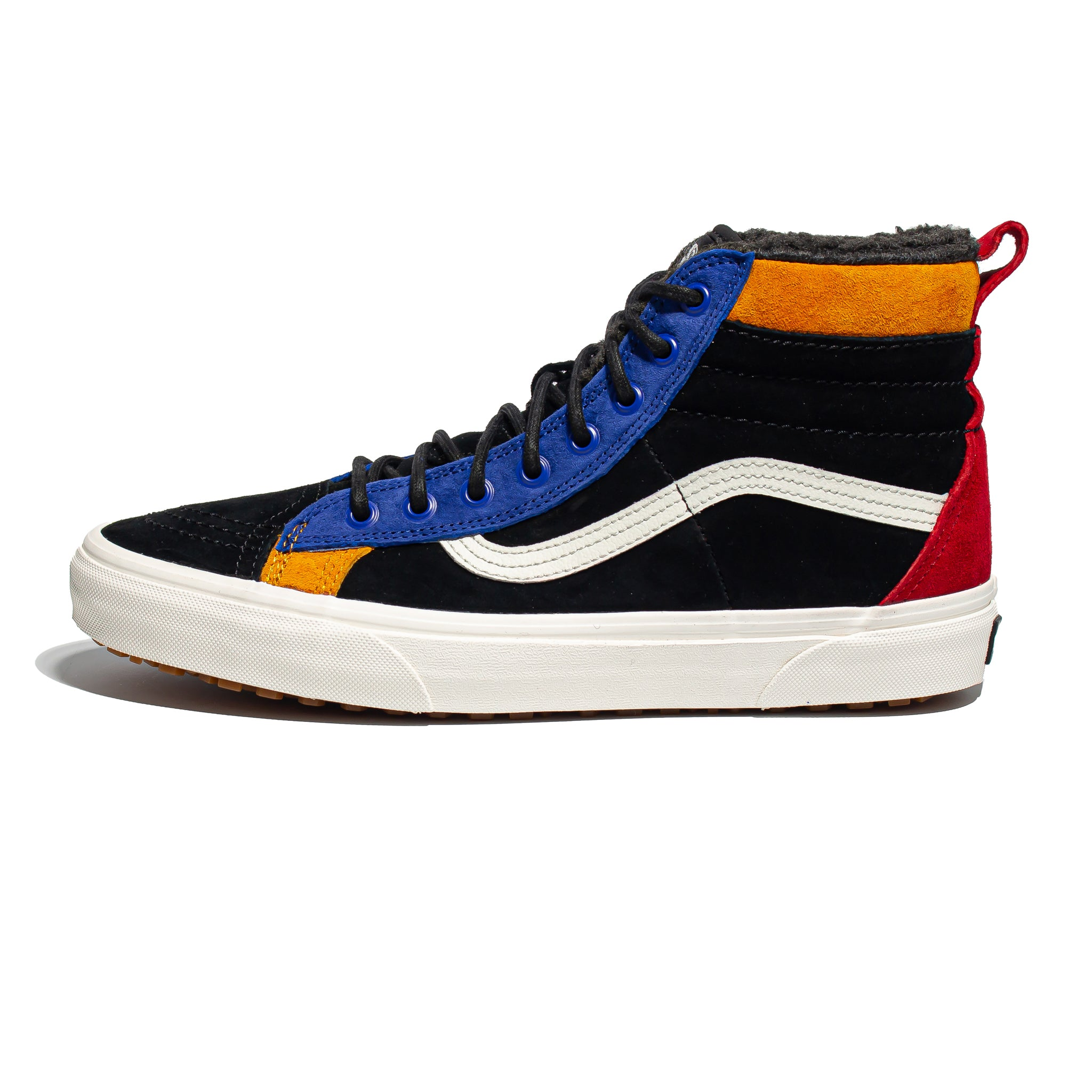 Vans SK8-Hi 46 MTE DX Black/Surf The Web