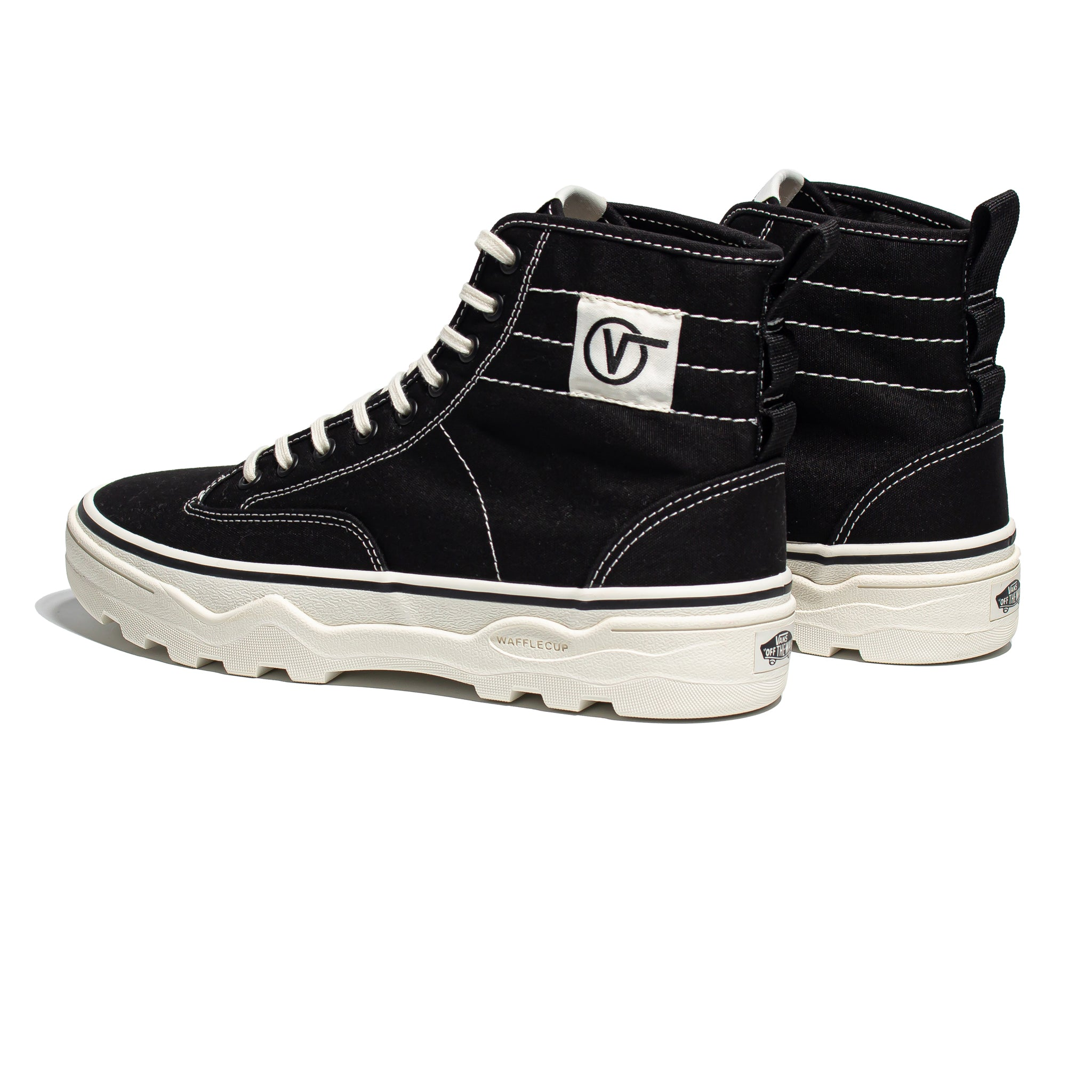 Vans Sentry WC Canvas Black/Marshmallow