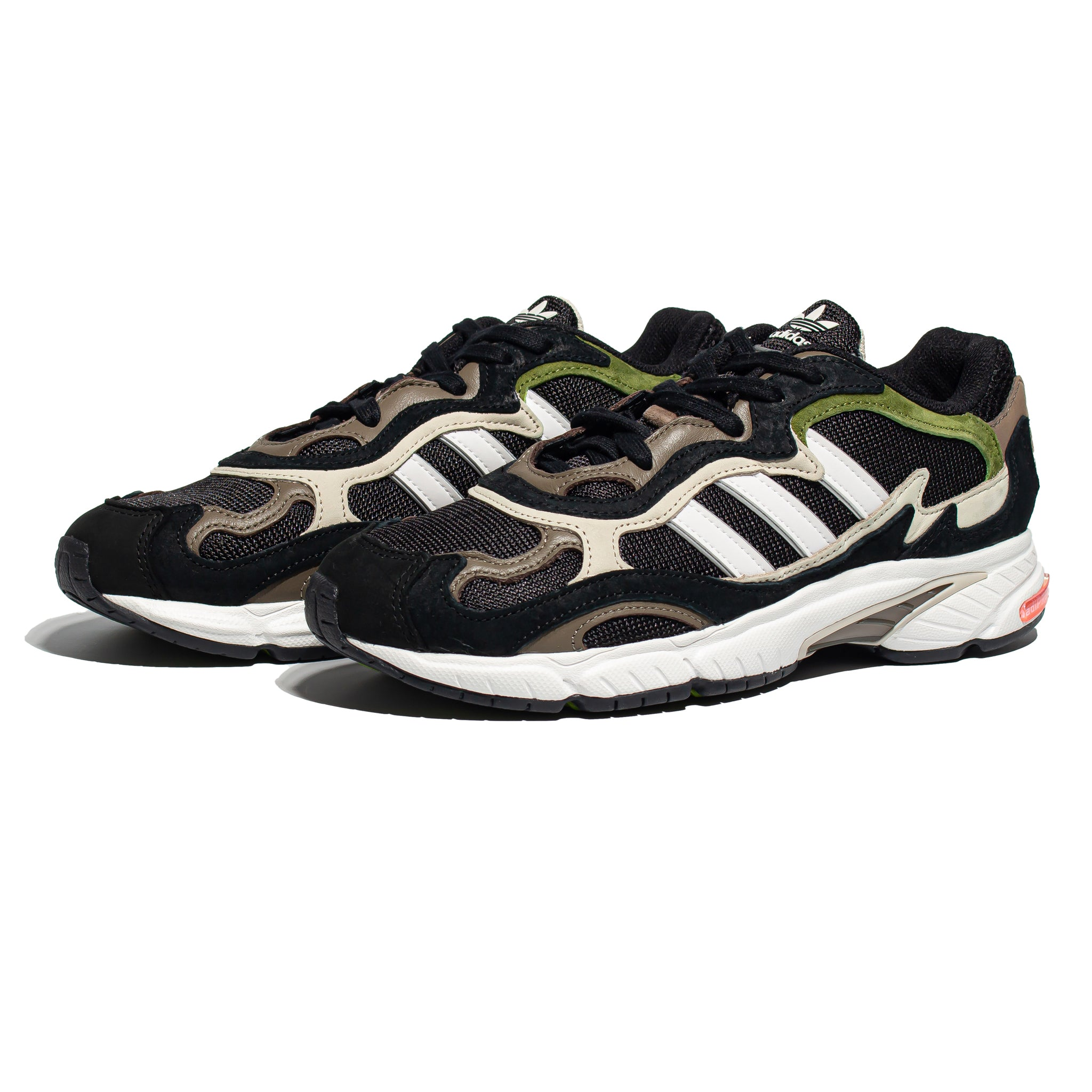 Adidas Temper Run Core Black/Cloud White