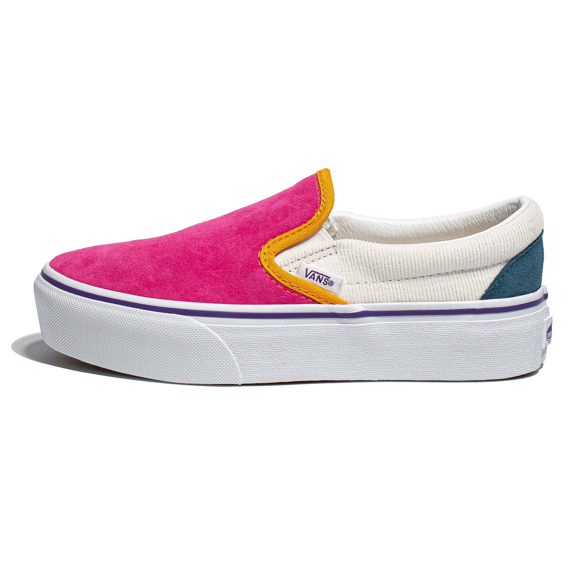 Vans Slip-On Platform Mini Cord