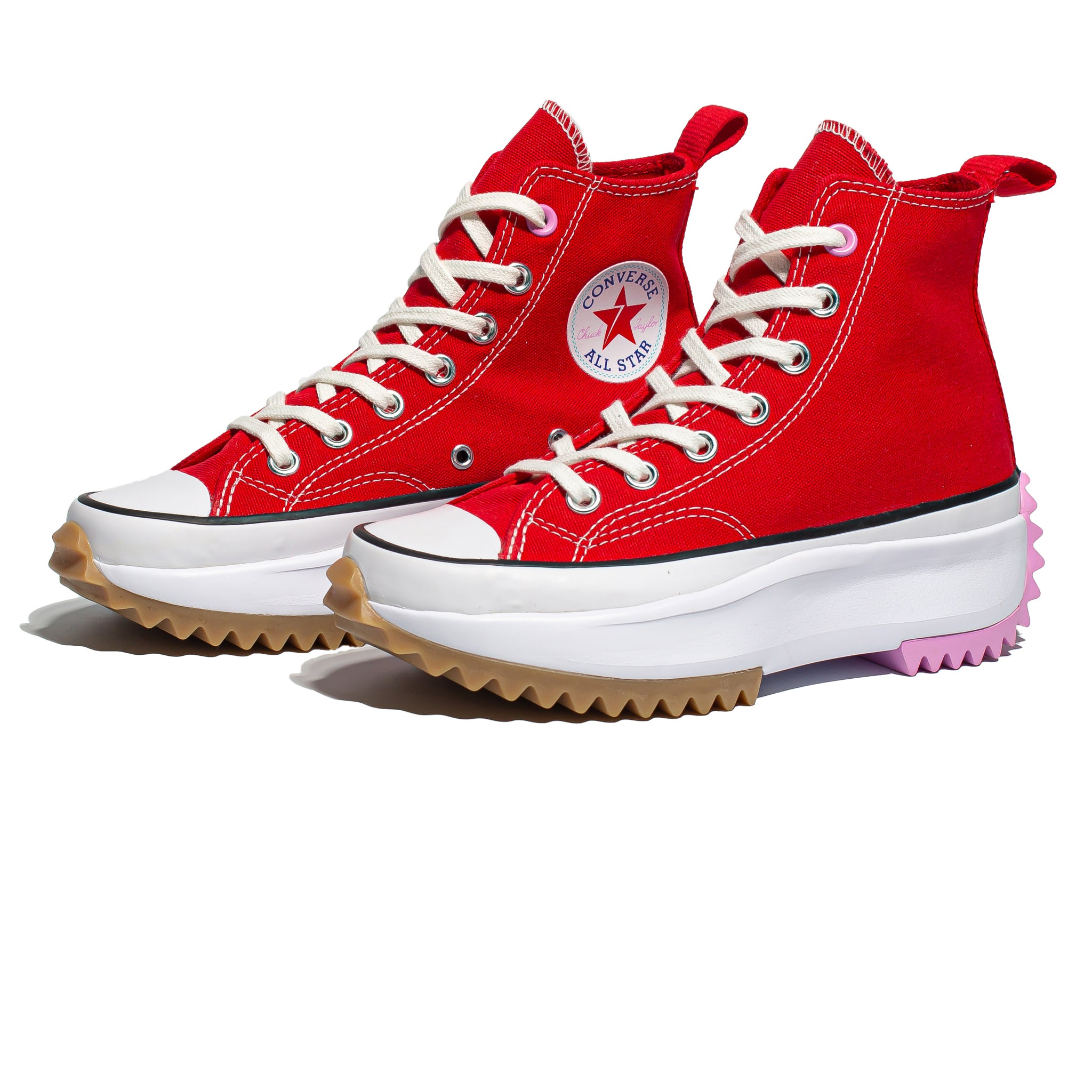 Converse Run Star Hike University Red