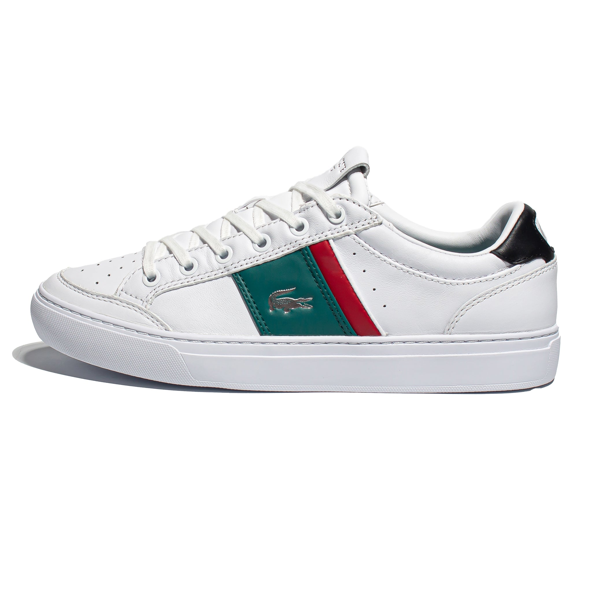 Lacoste Courtline 120 White/Green