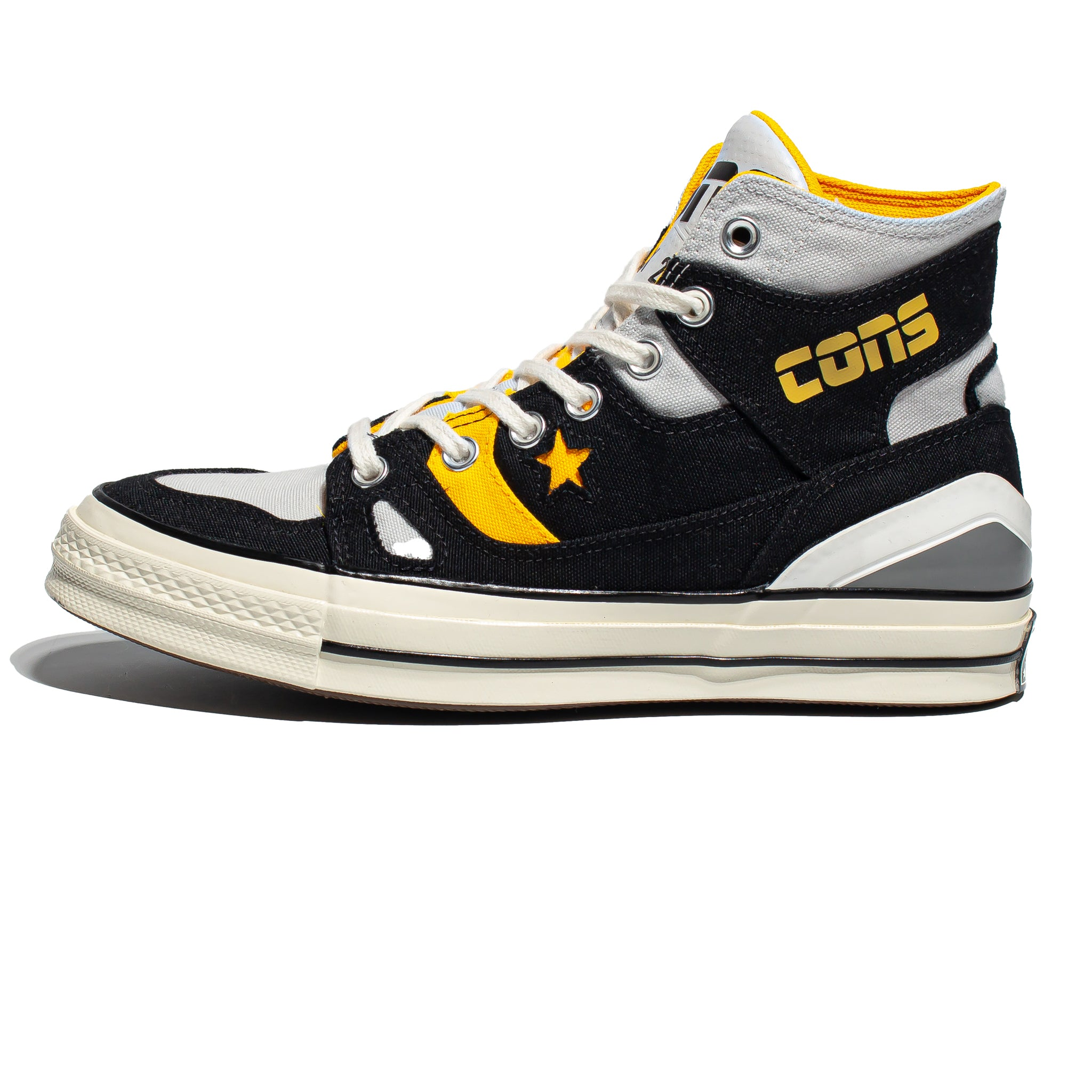 Converse Chuck 70 Hi 'E260' Black/Laser Orange