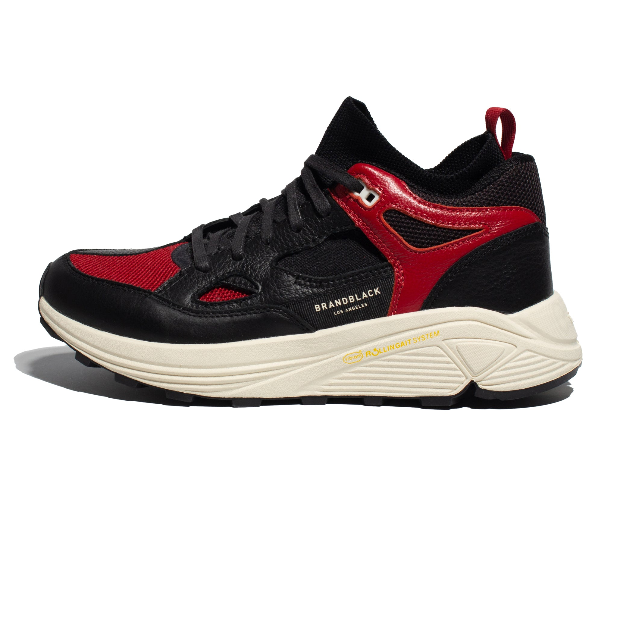 Brandblack Aura Black/Red
