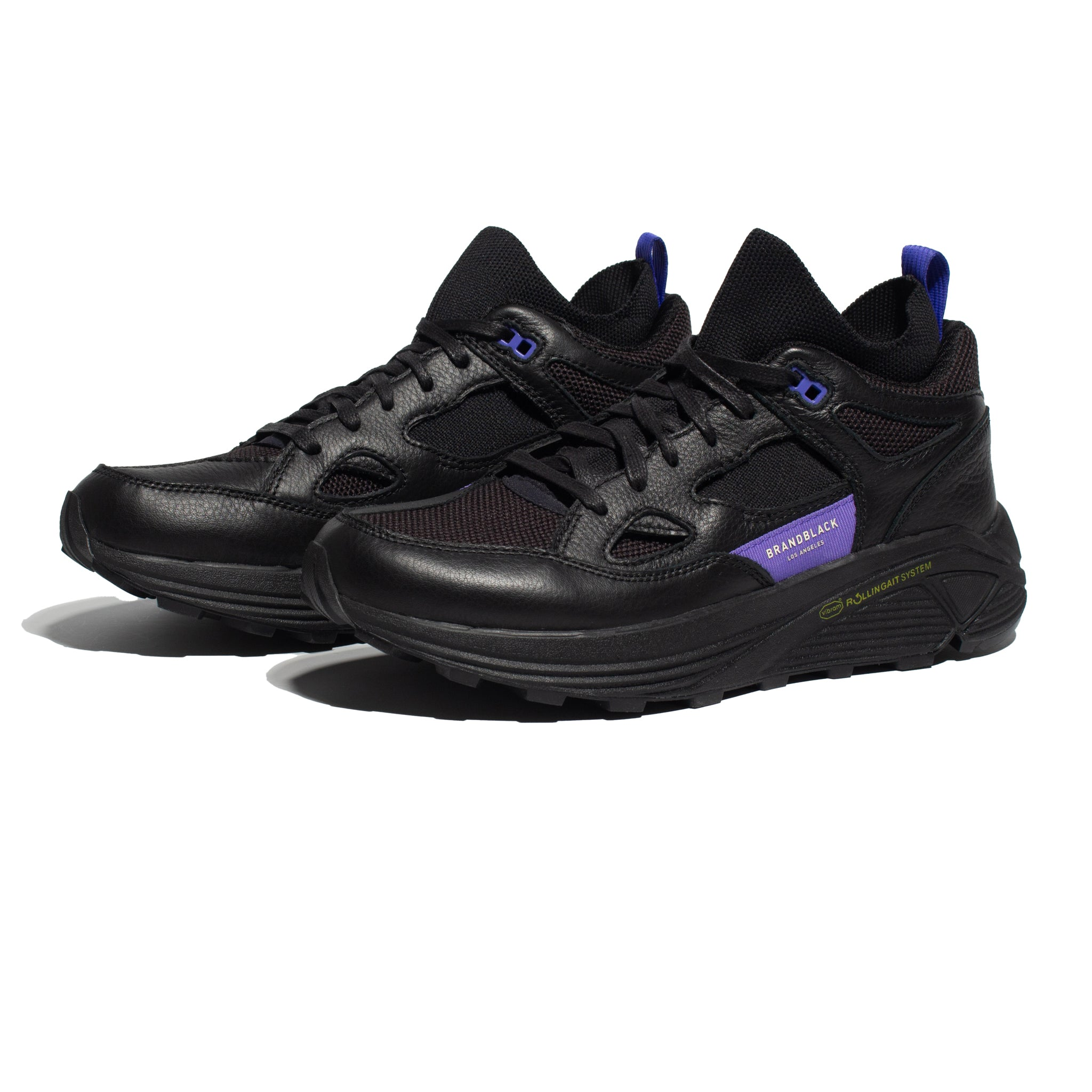Brandblack Aura Black/Purple