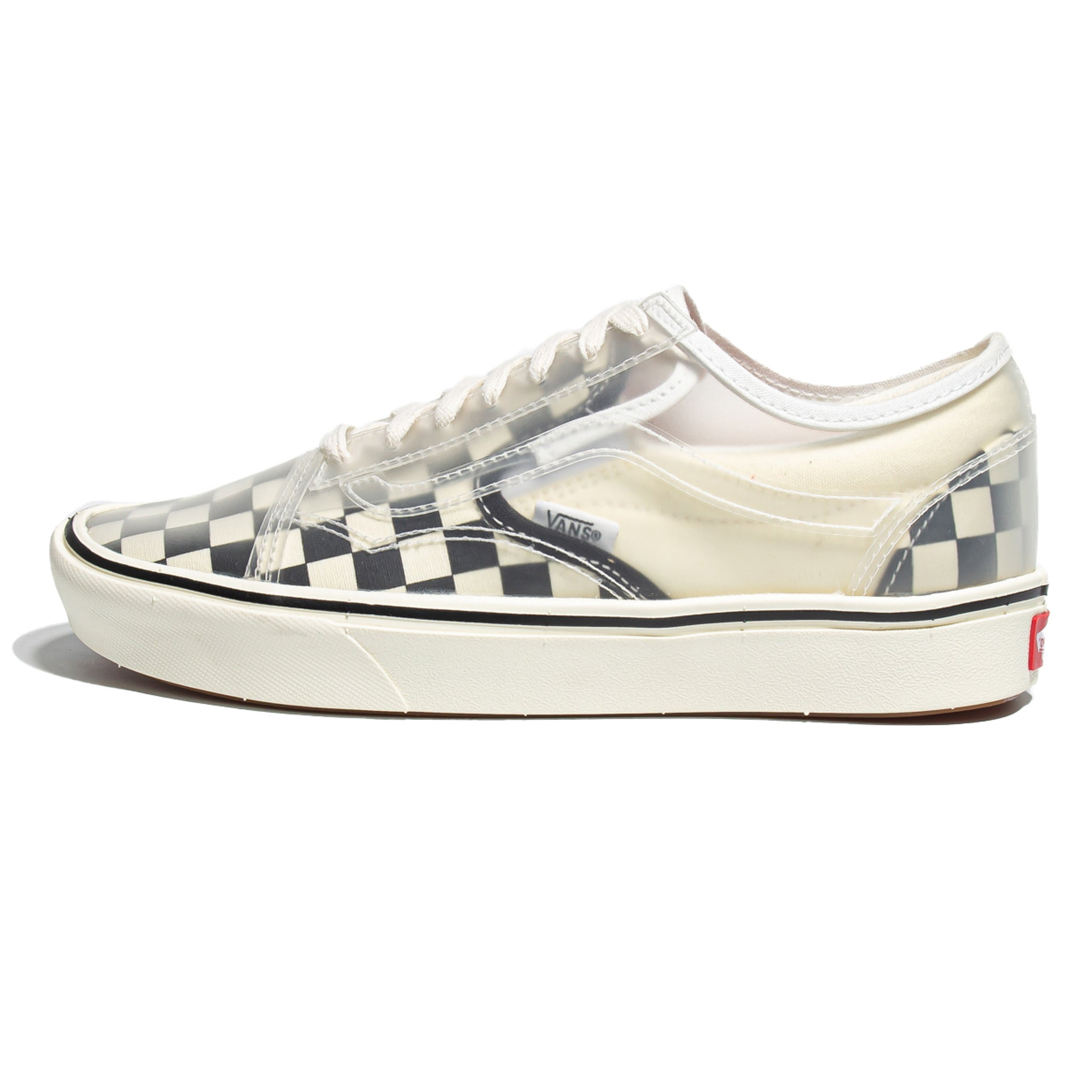 Vans Vault ComfyCush Slip-Skool Checkerboard