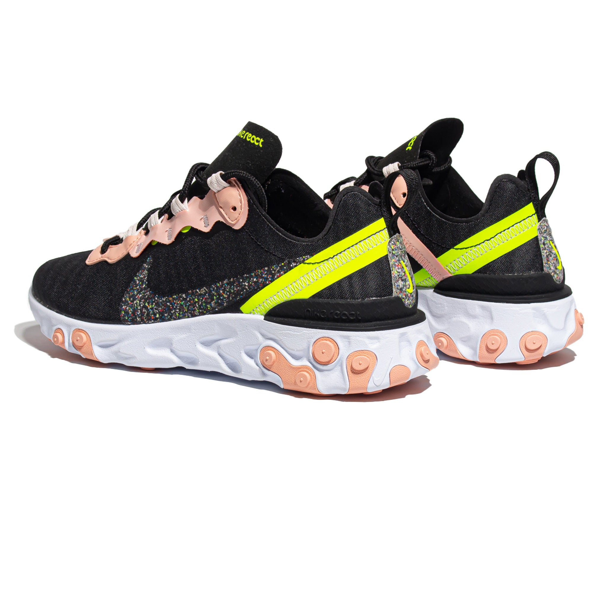 Nike React Element 55 PRM 'Coral Stardust'