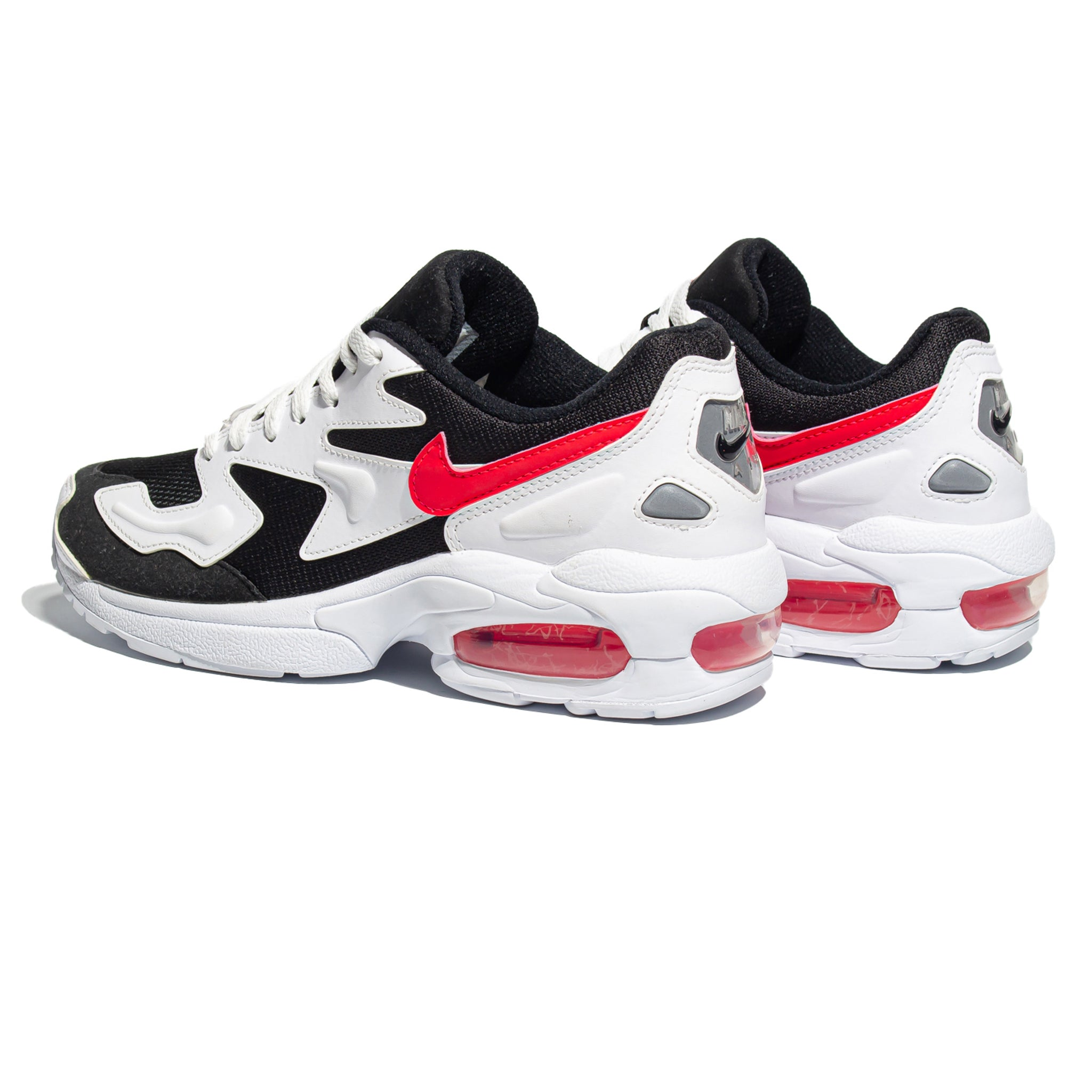 Nike Air Max2 Light 'White/Red Orbit'