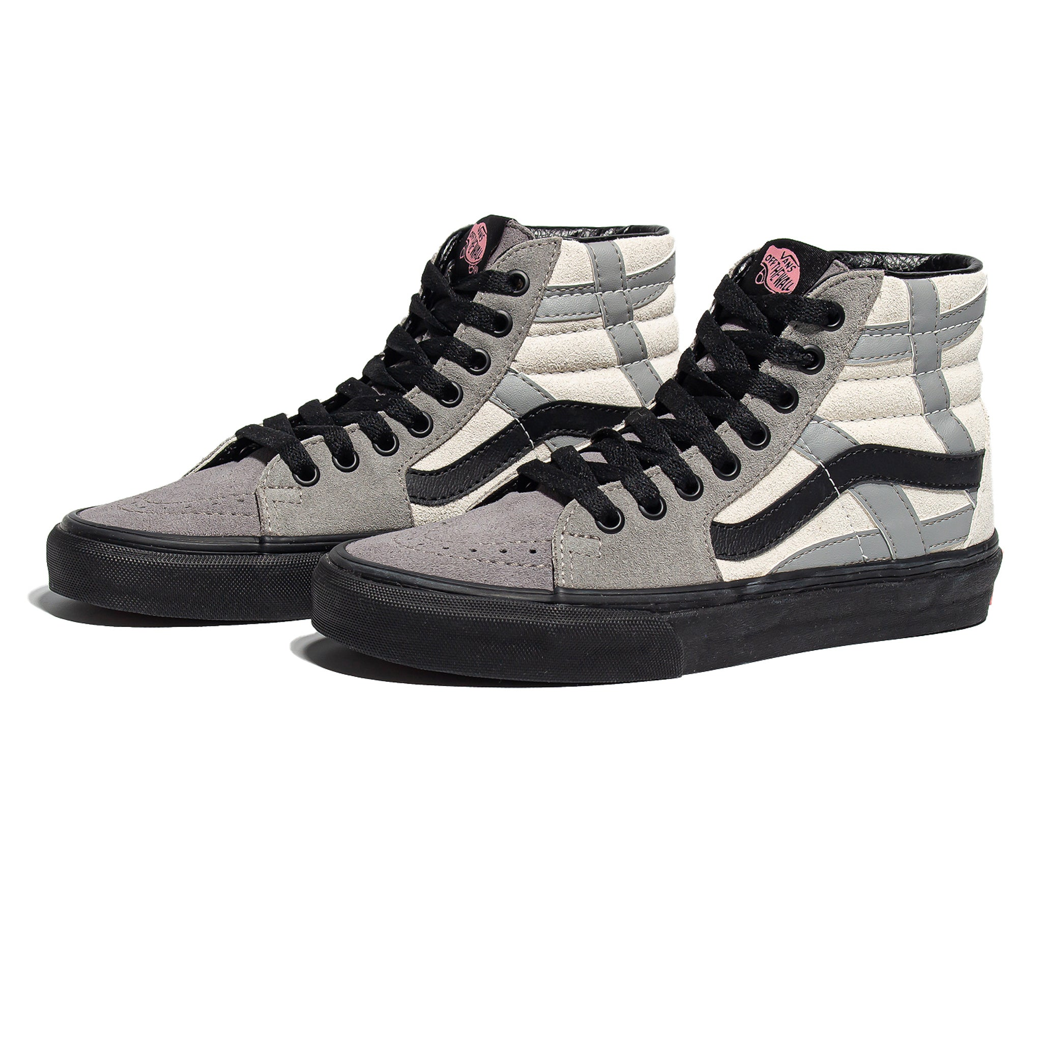 Vans Vault x ZhaoZhao Sk8-Hi Year of the Rat