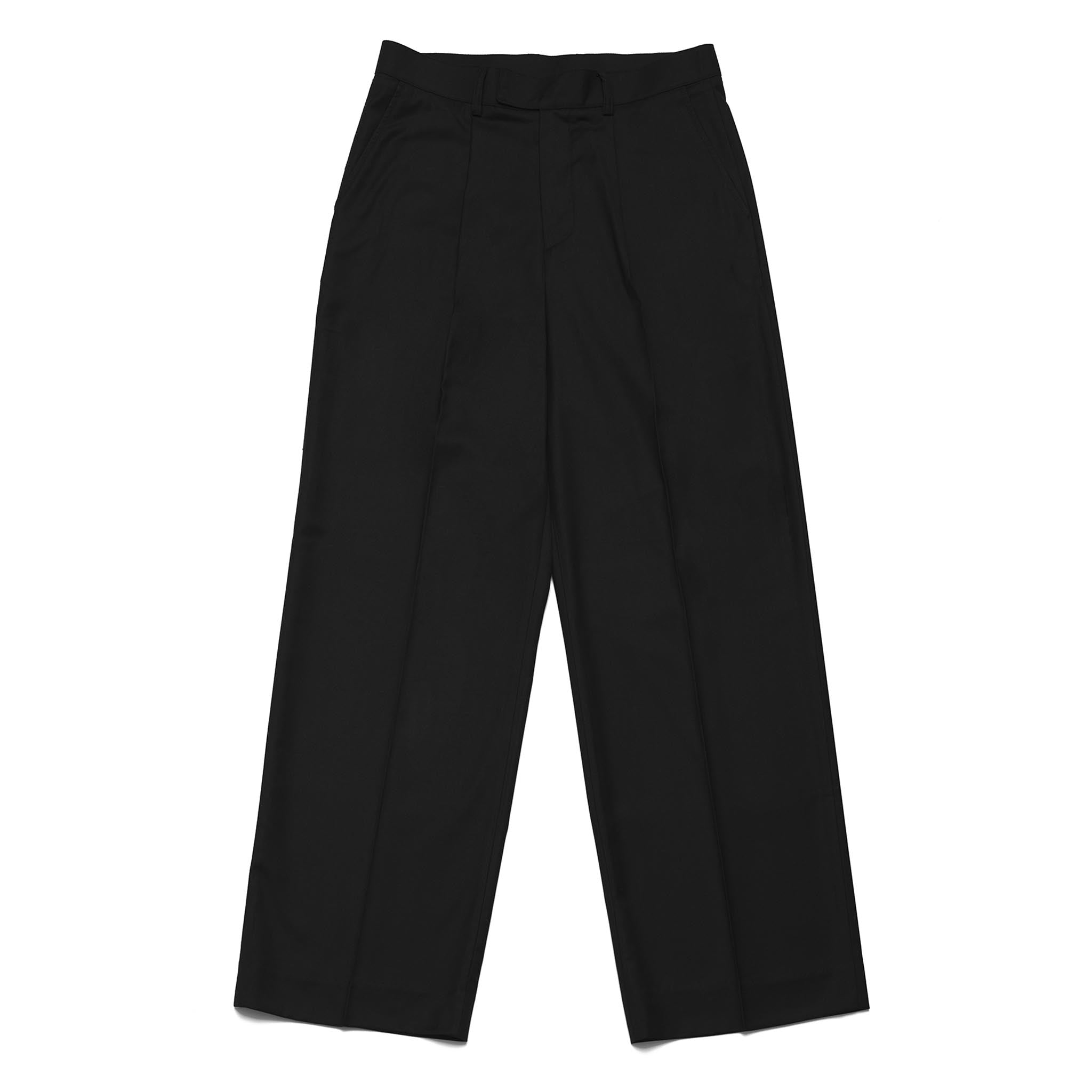ADD Extra Super Wide Cover Trouser Black