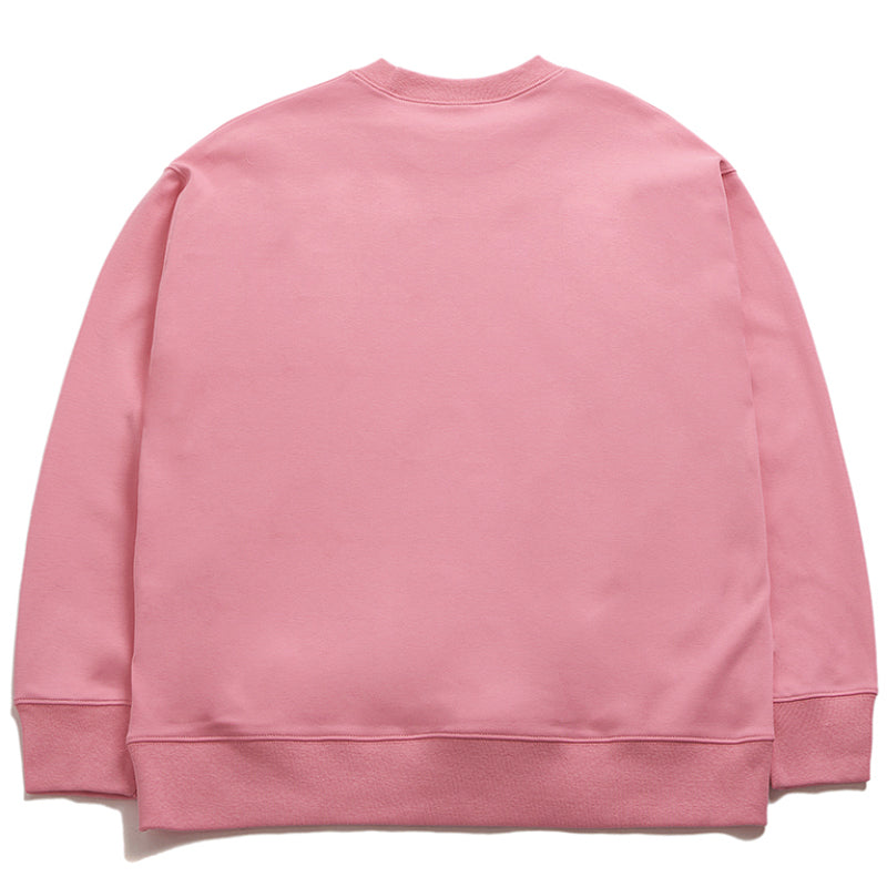 ADD Essential Sweatshirt Pink