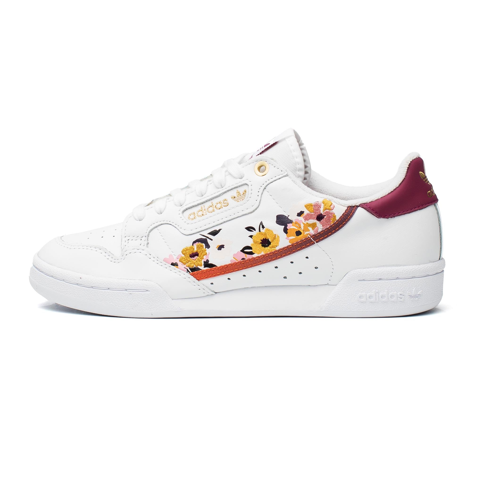 ADIDAS x HER Studio London Continental 80 Cloud White/Power Berry