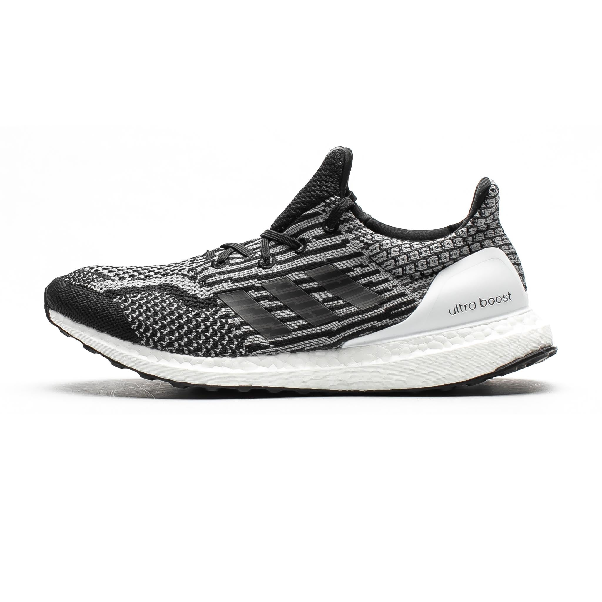 ADIDAS Ultraboost 5.0 Uncaged DNA 'Core Black/Grey'