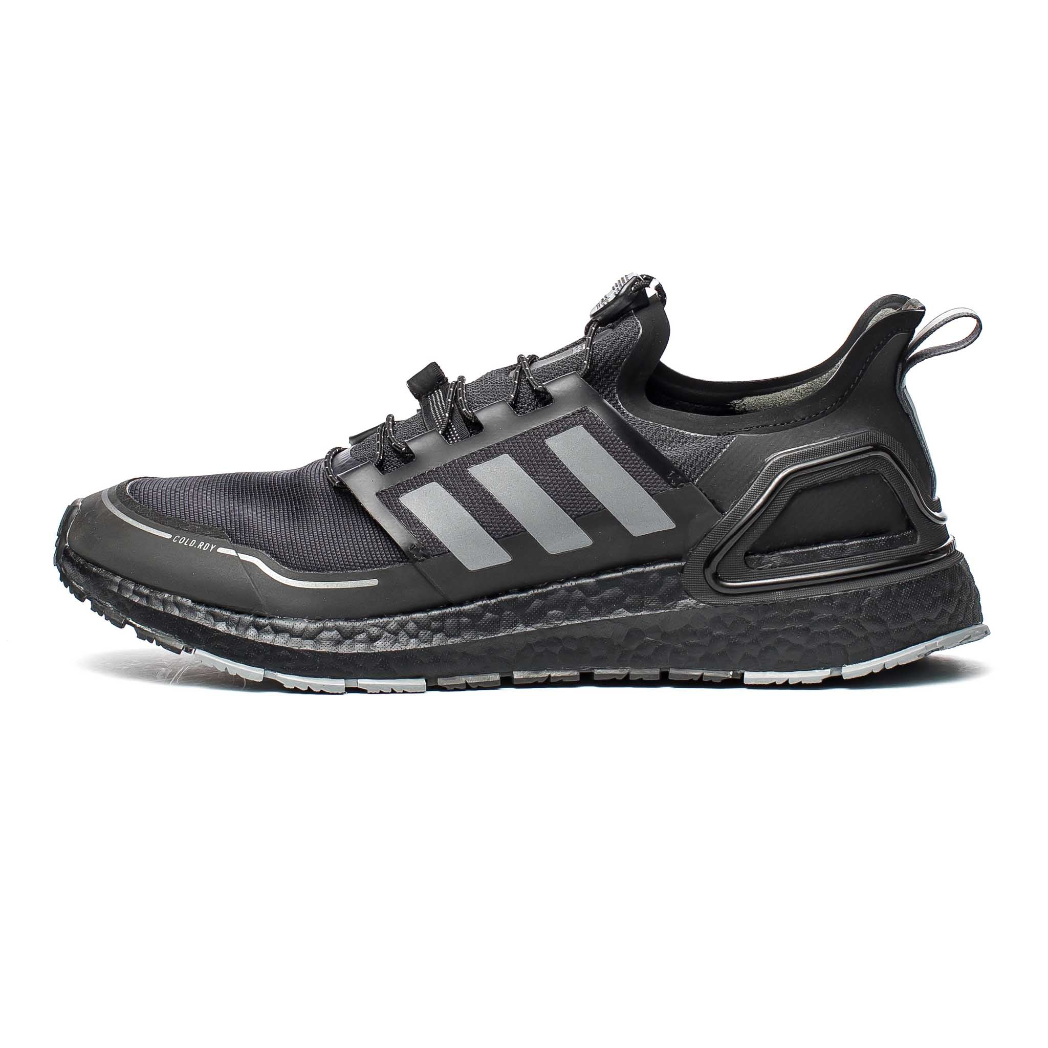 ADIDAS Ultraboost WINTER.RDY Core Black/Iron Metallic