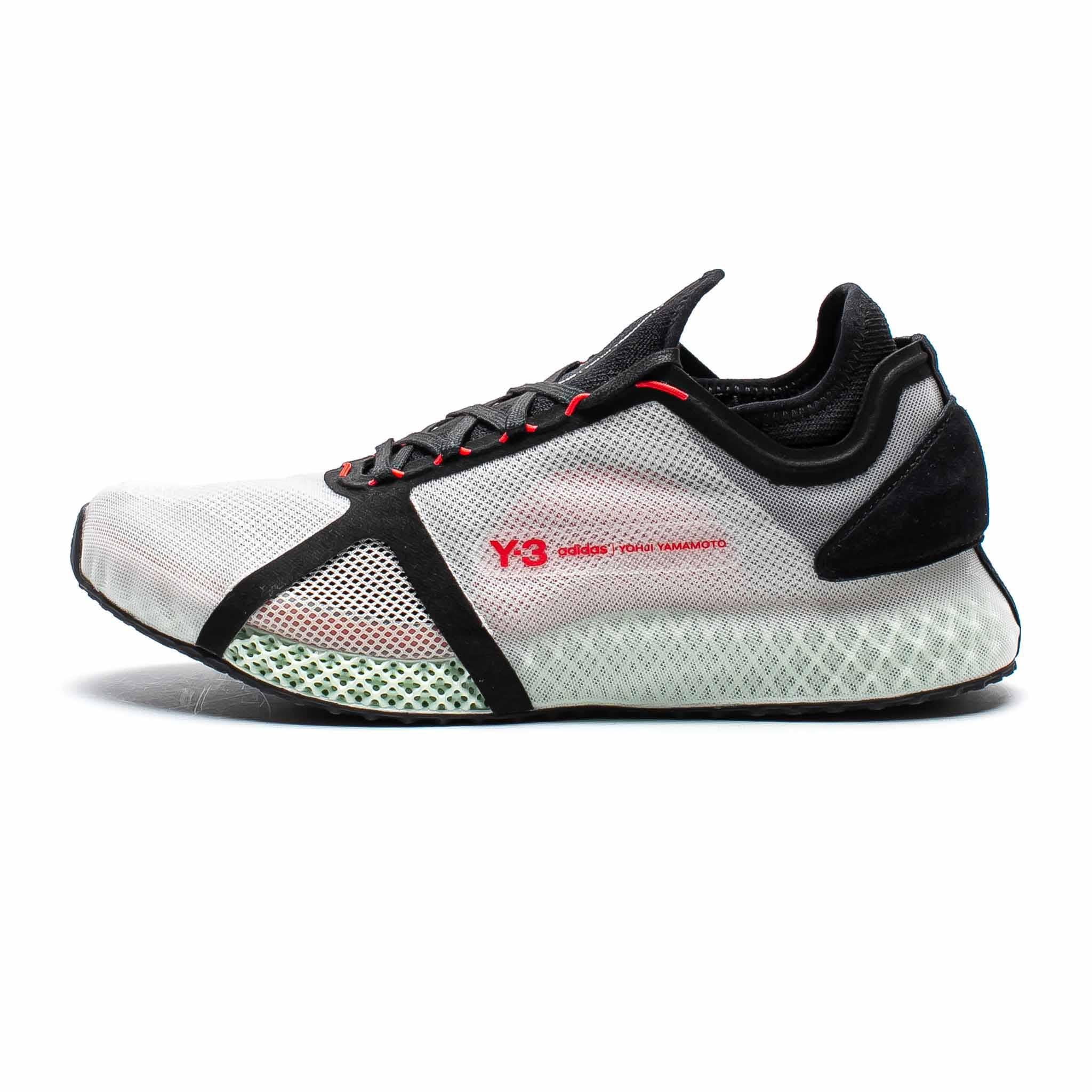 ADIDAS Y-3 Runner 4D IO Bliss