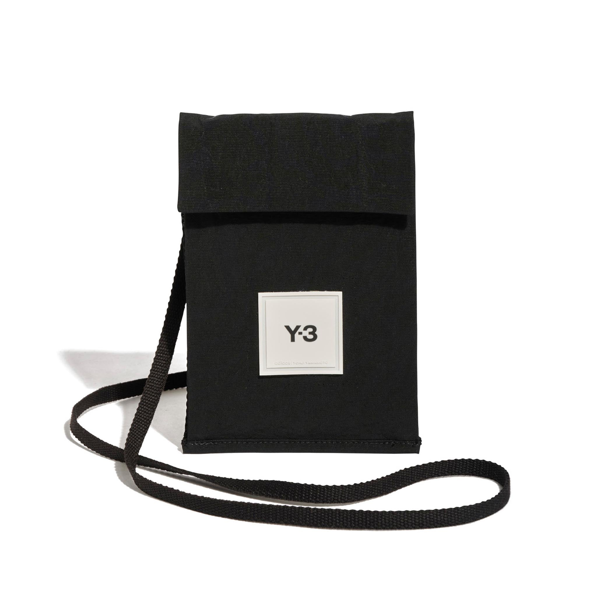 ADIDAS Y-3 CH3 Pocket Bag Black