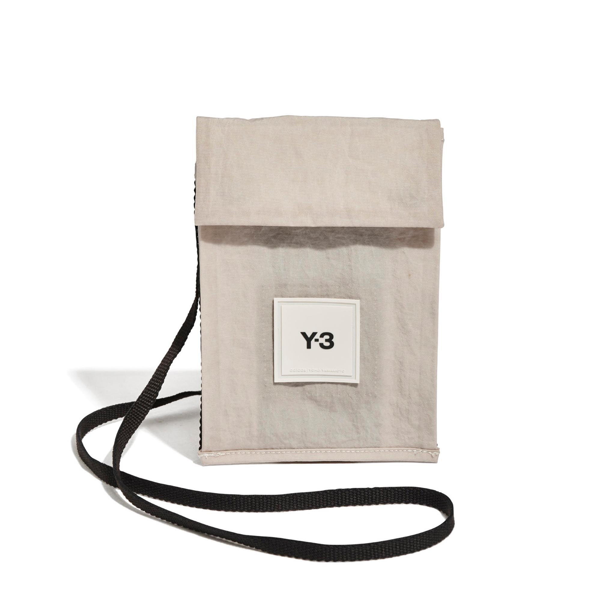 ADIDAS Y-3 CH3 Pocket Bag Light Beige