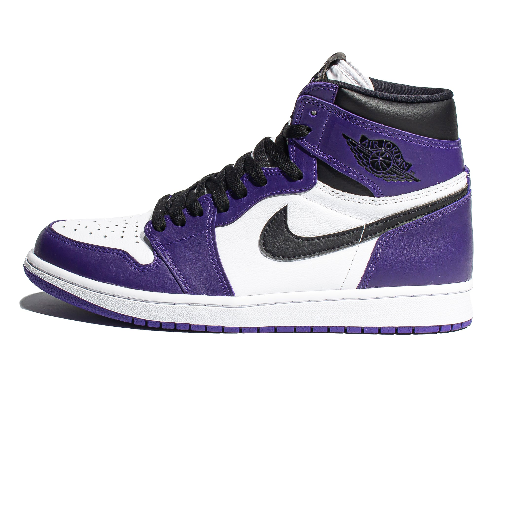 Air Jordan 1 Retro High 'Court Purple'