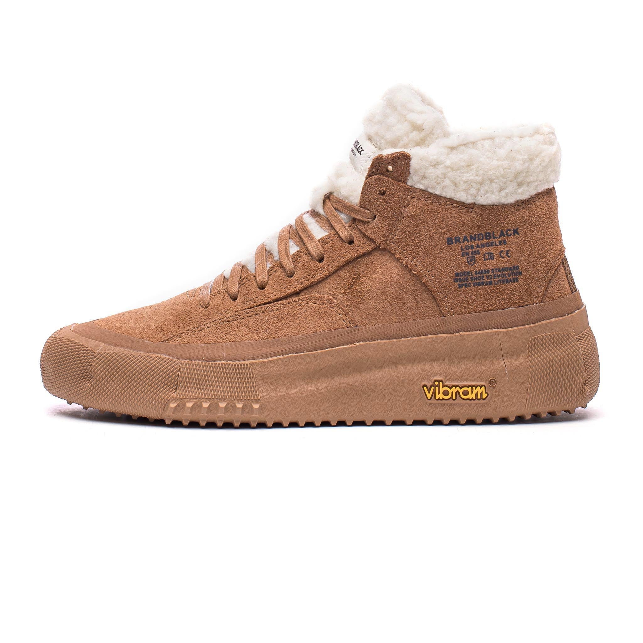 Brandblack Capo Faux Shearling Natural