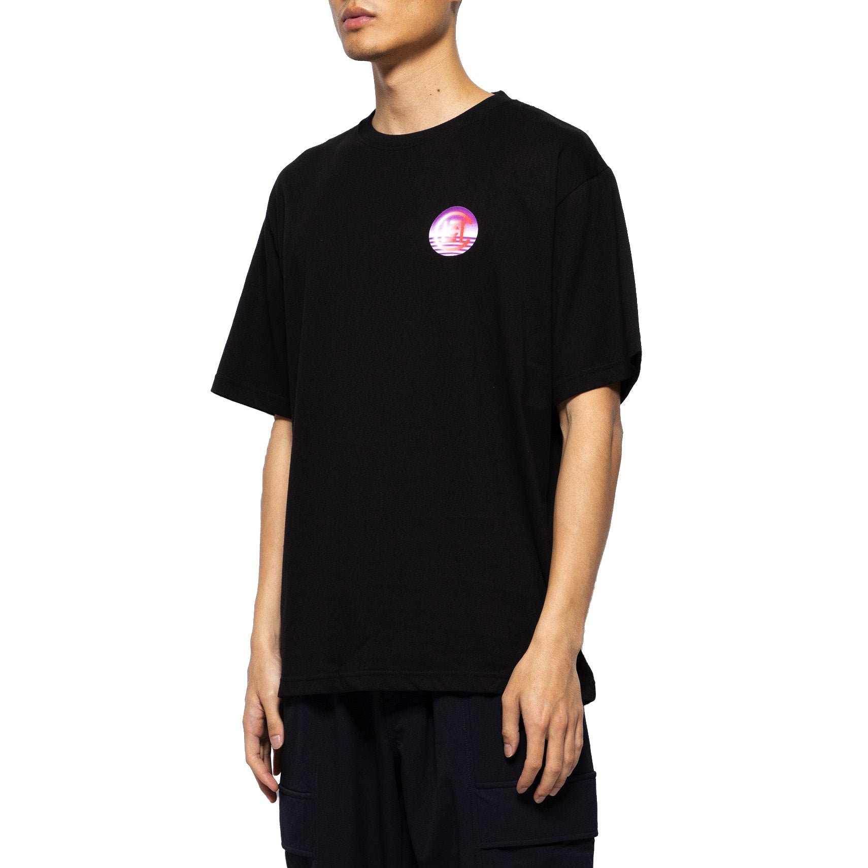 Clot Dimension Tee Black