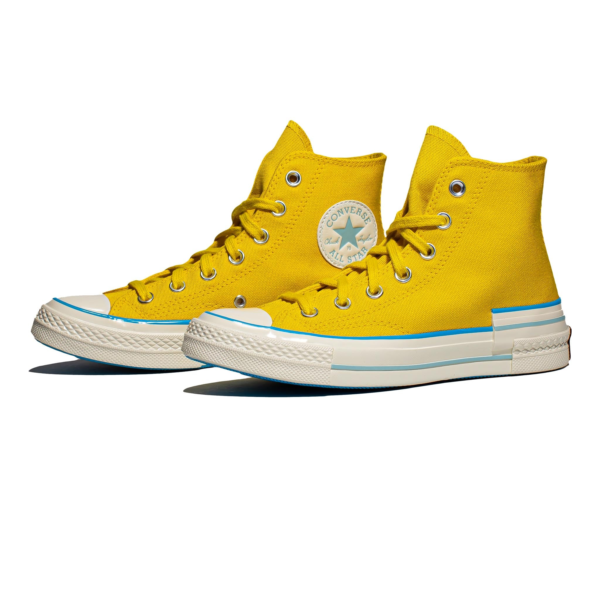 Converse Chuck 70 Hi 'Foundation +1' Speed Yellow