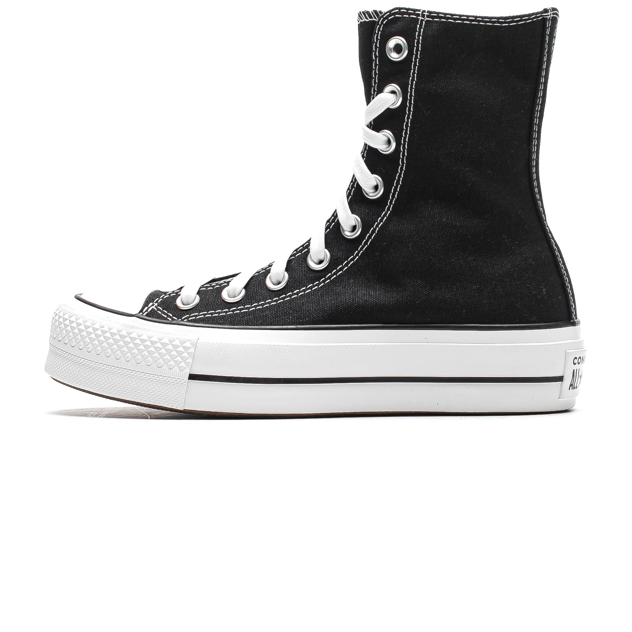 Converse Chuck Taylor All-Star Extra High Platform Black