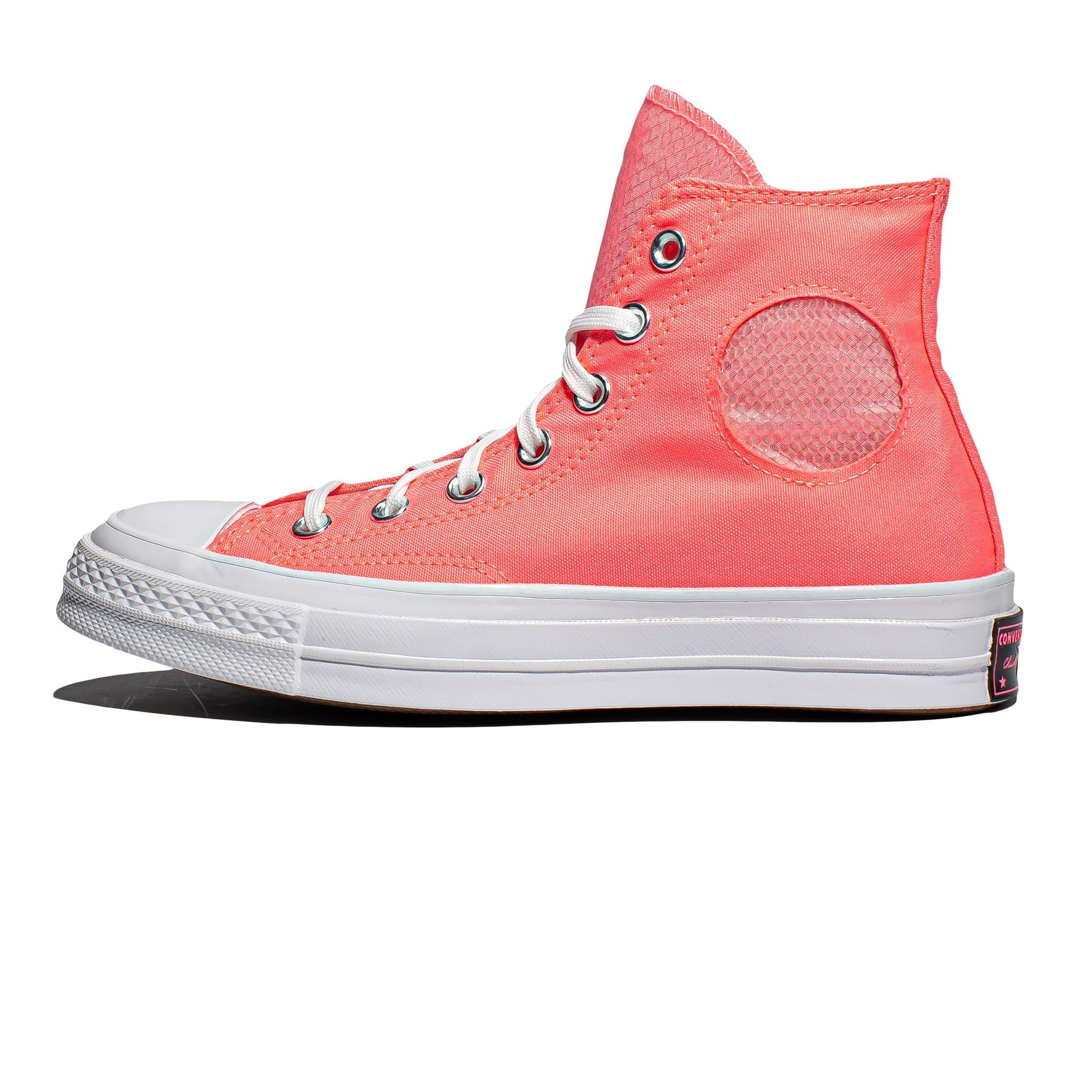 Converse Heat Chuck 70 Hi Electric Blush